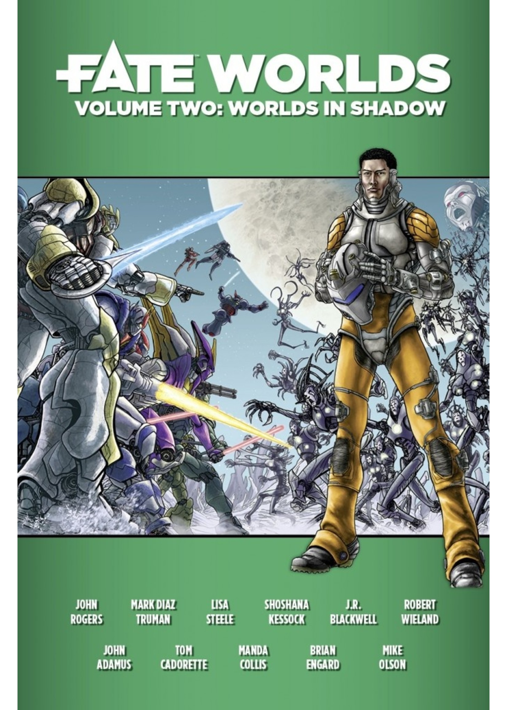 Fate Worlds: Vol 2: Worlds in Shadow