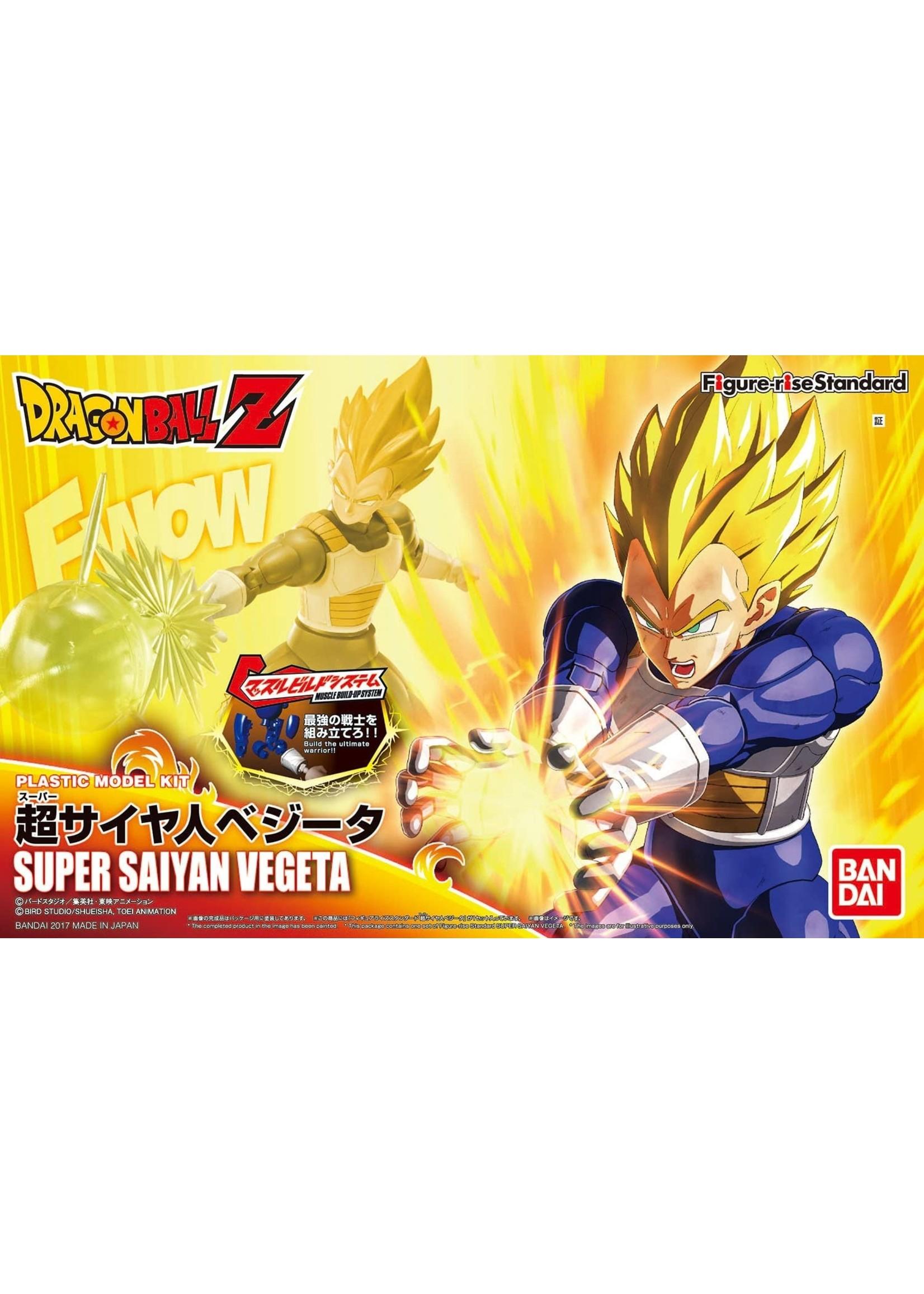 Super Saiyan Vegeta ''Dragon Ball Z'', Model Kit