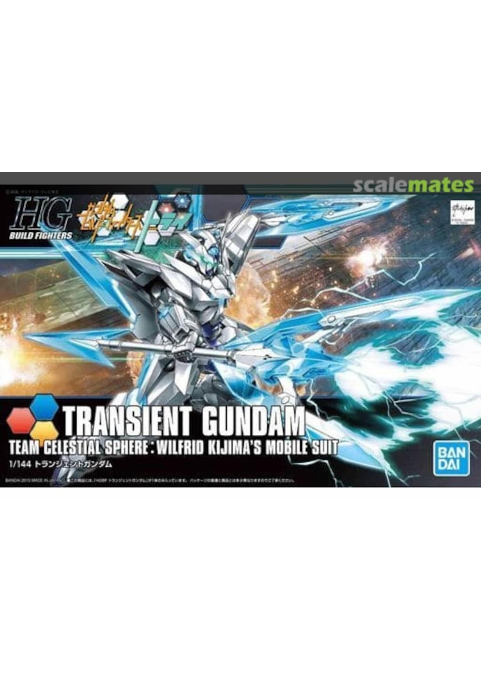 Gundam: 1/144 Transient Gundam Wilfrid Kijima's Mobile Suit