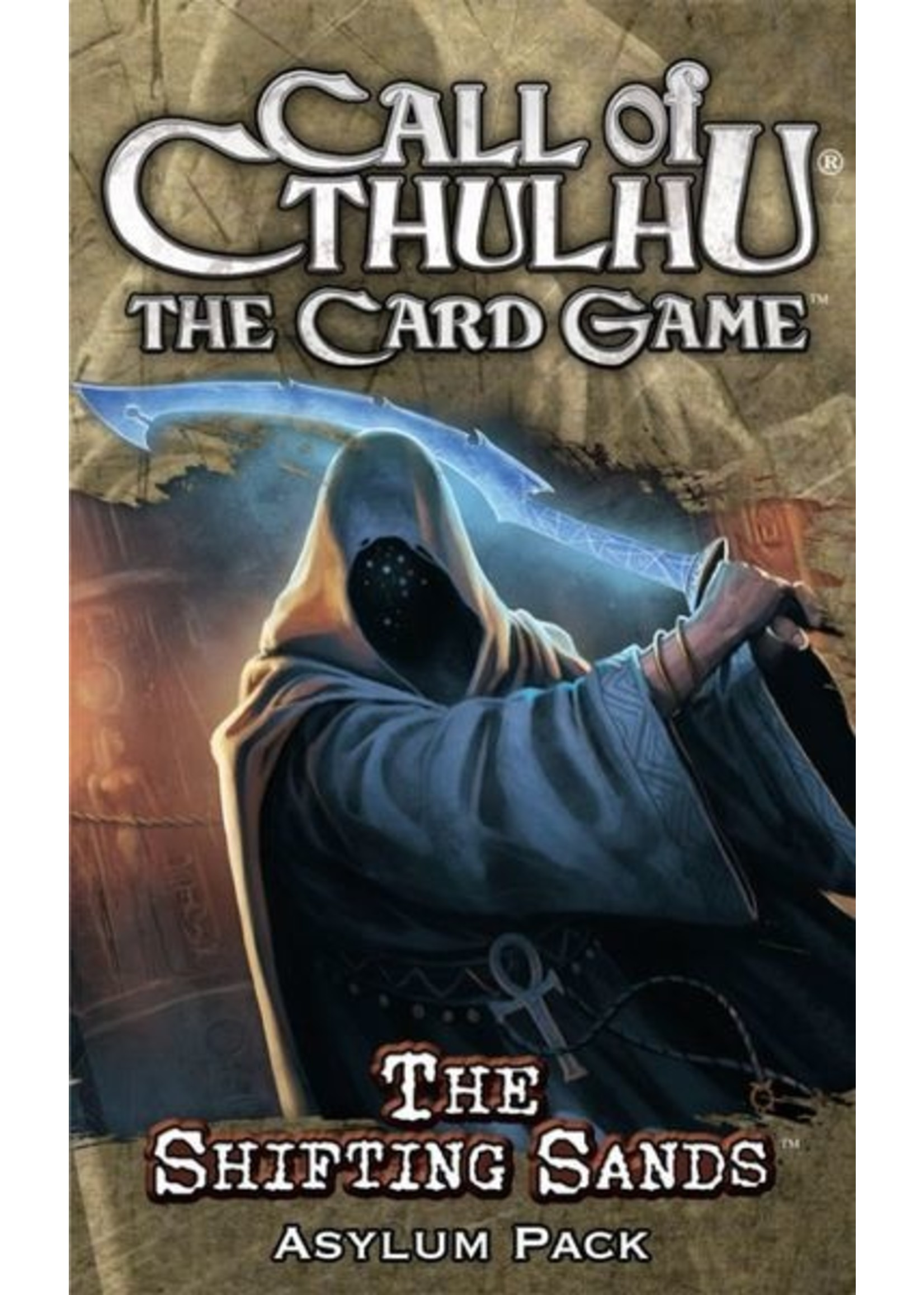 Call of Cthulhu LCG: The Shifting Sands Asylum Pack