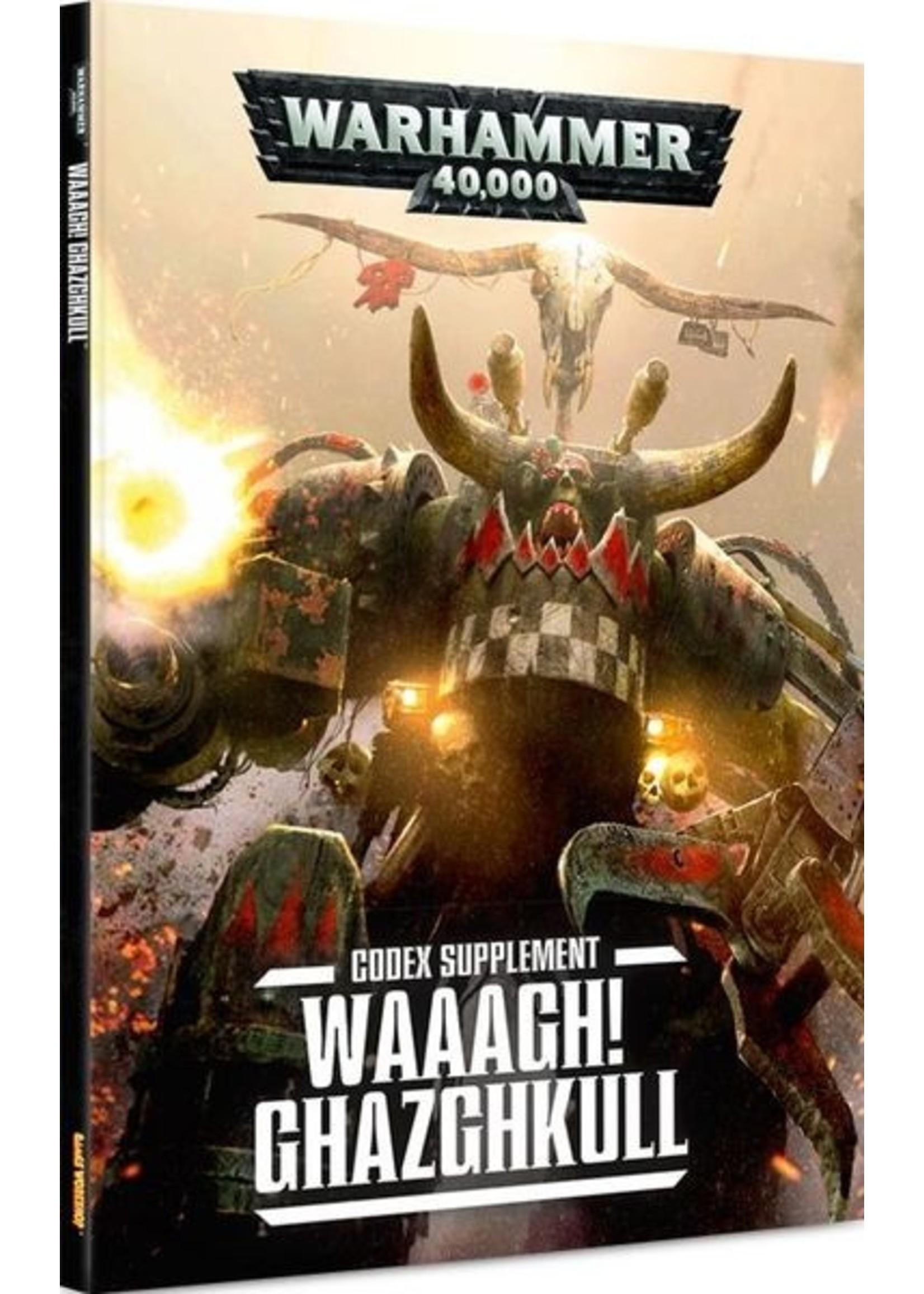 Warhammer 40K: Codex - Waaagh! Ghazghkull (7th Ed)