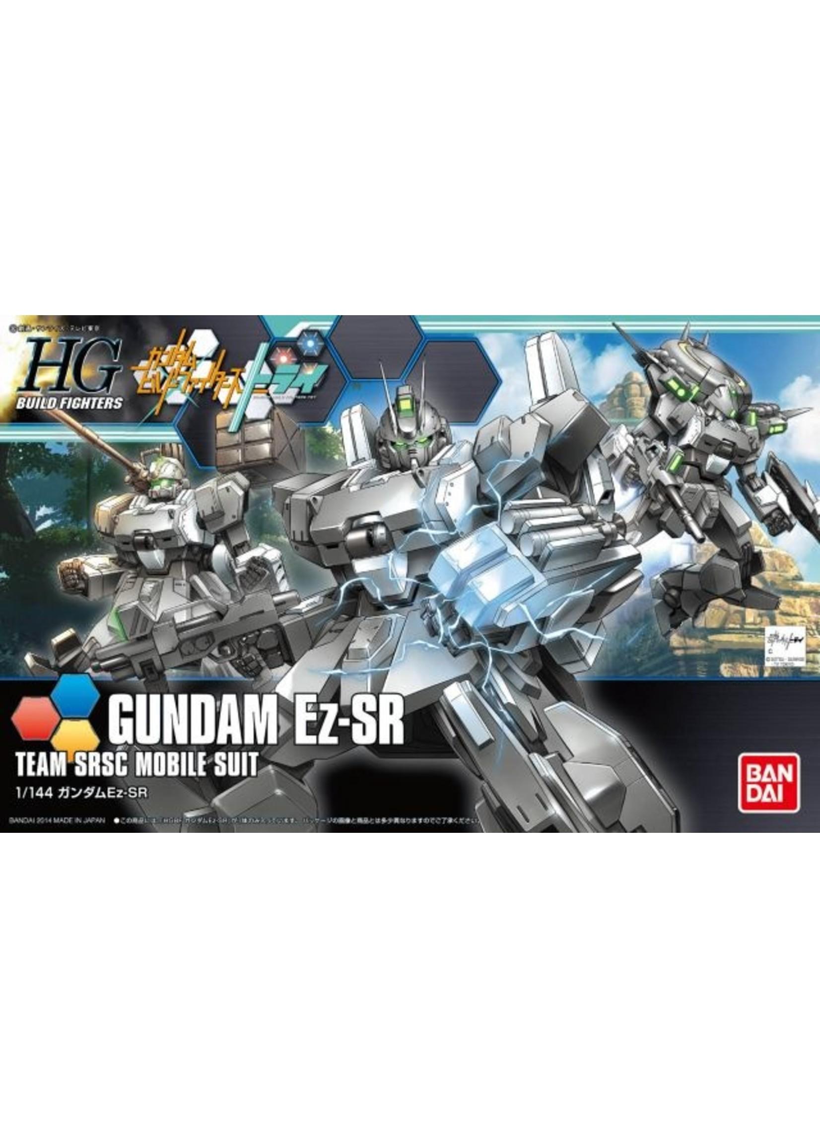 Gundam: HG 1/144 Ez-SR