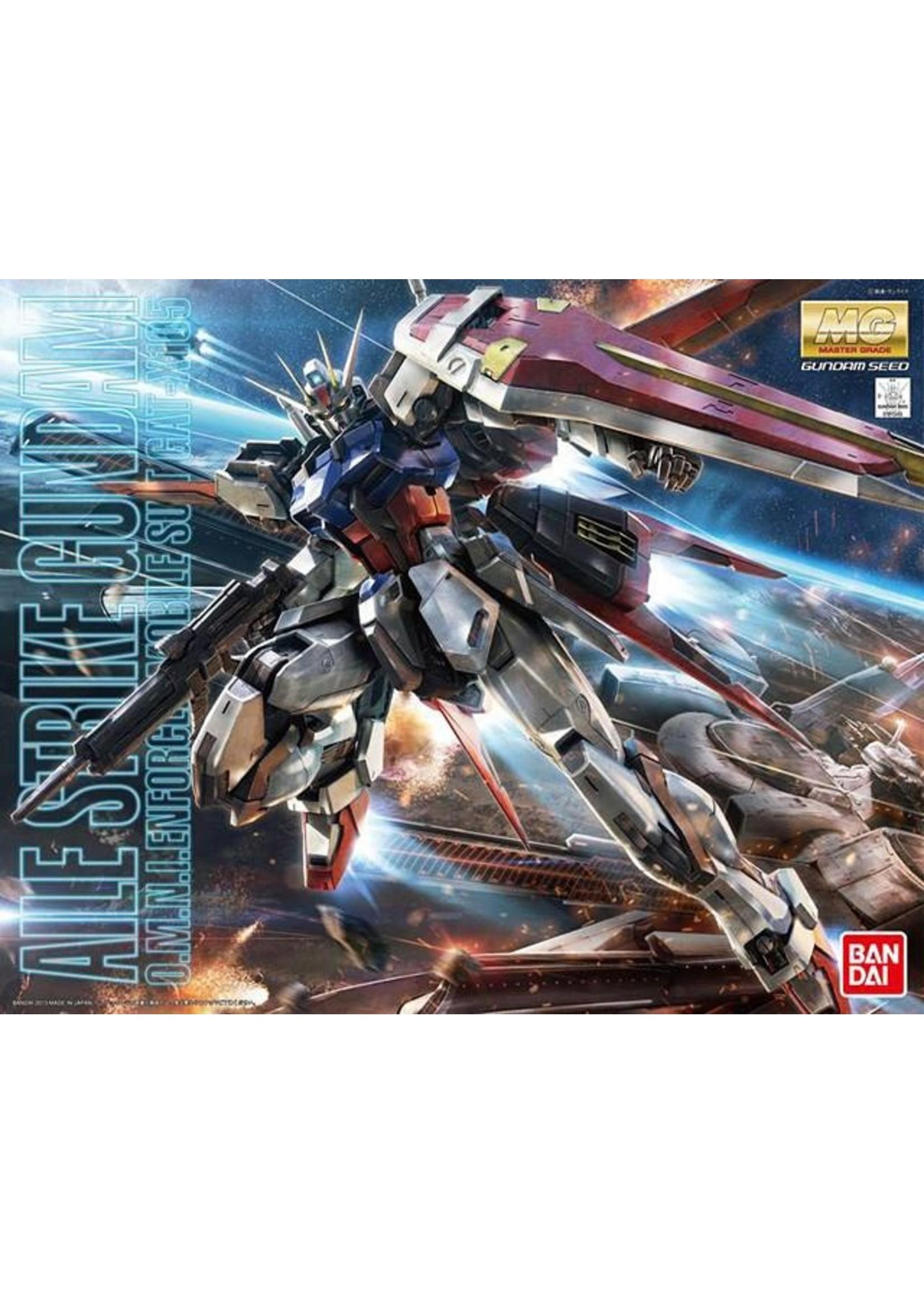 """Gundam: 1/100 Aile Strike Gundam (Ver. RM) """"Gundam SEED"""""""