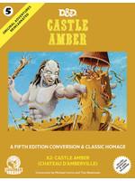 D&D 5E: OAR #5: Castle Amber