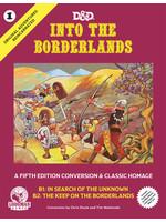 D&D 5E: OAR #1: Into the Borderlands