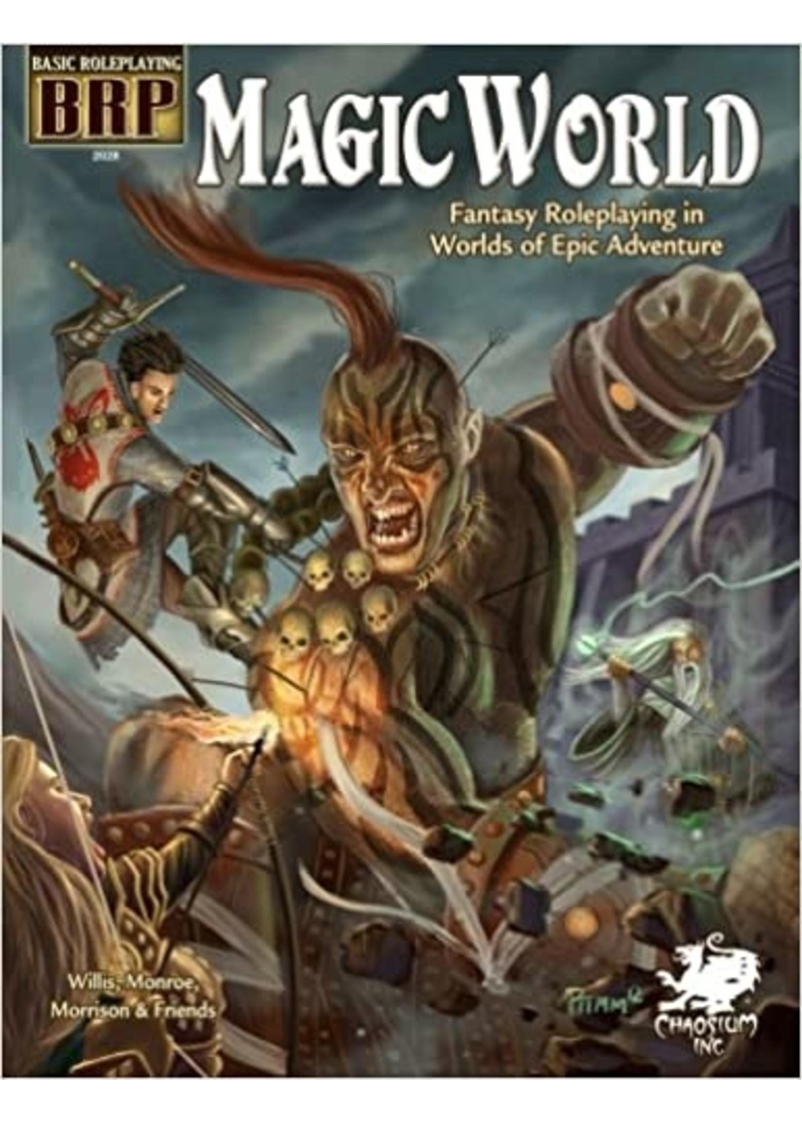 BRP: Magic World