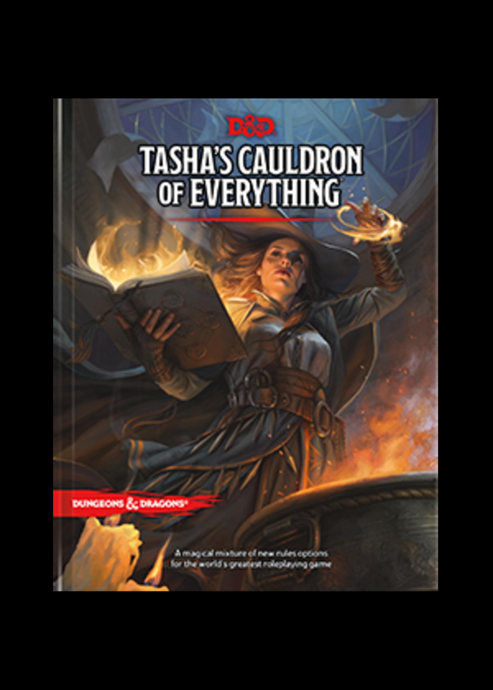 Dungeons and Dragons RPG: Tasha's Cauldron of Everything