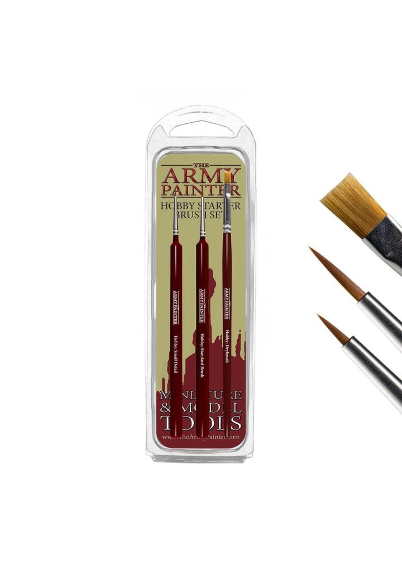 Hobby Starter: Hobby Brush Set