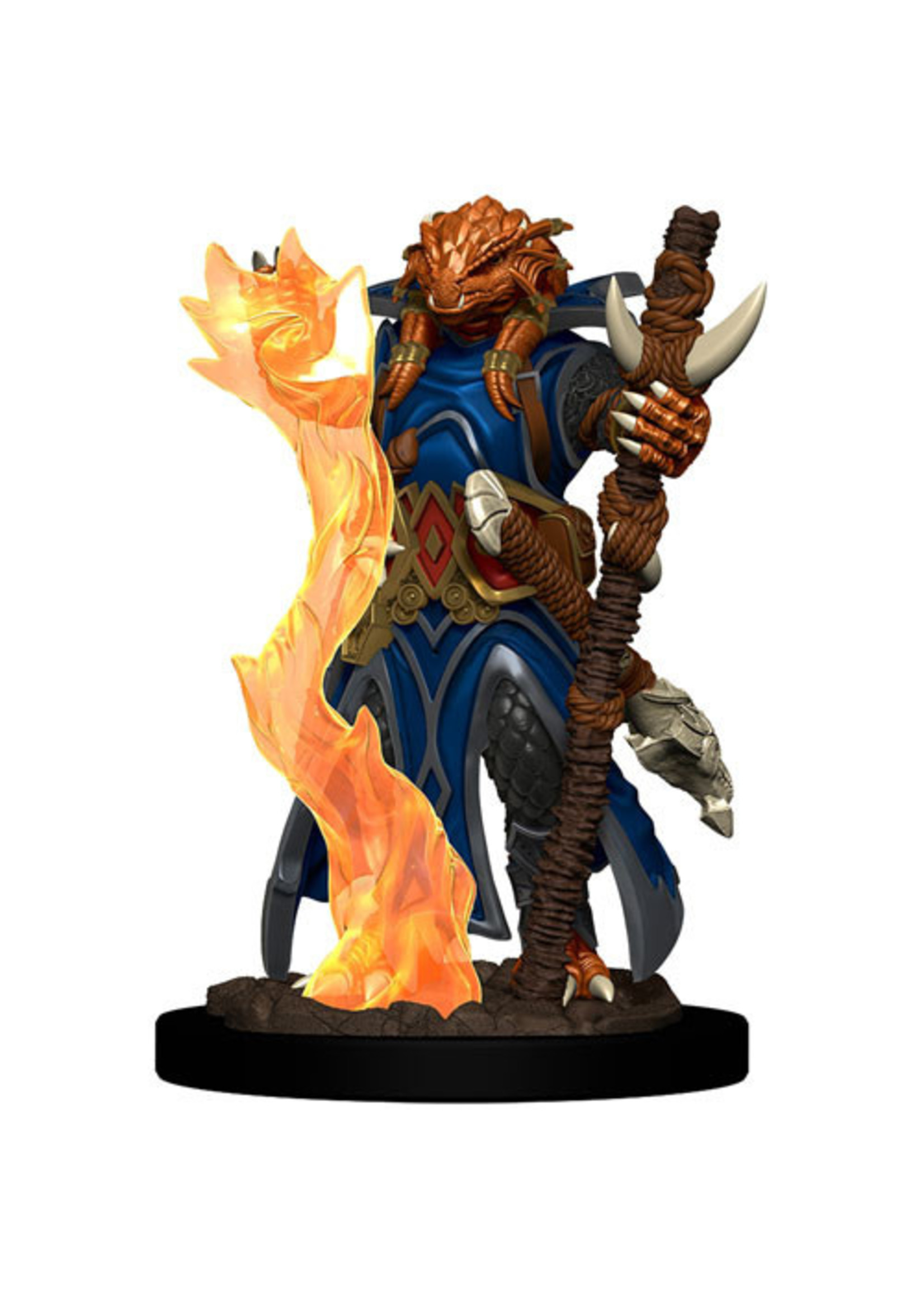 Dungeons & Dragons Fantasy Miniatures: Icons of the Realms Premium Figures W4 Dragonborn Sorcerer Female