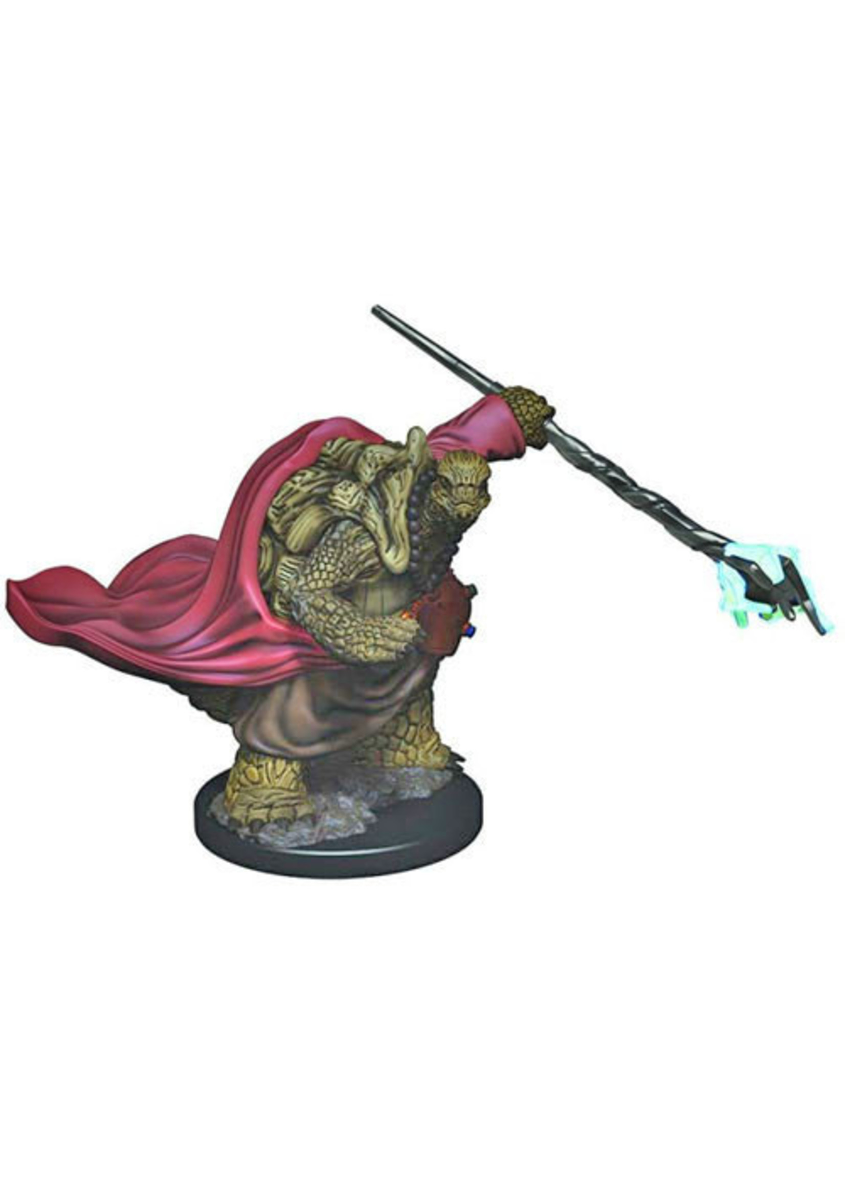 Dungeons & Dragons Fantasy Miniatures: Icons of the Realms Premium Figures W3 Tortle Male Monk