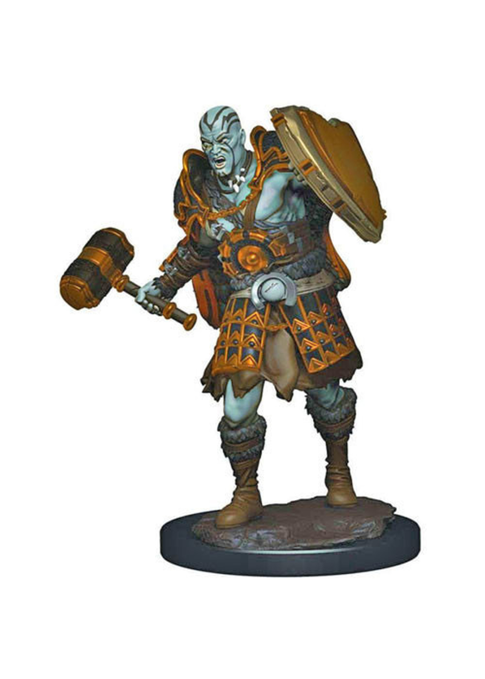 Dungeons & Dragons Fantasy Miniatures: Icons of the Realms Premium Figures W3 Goliath Male Fighter