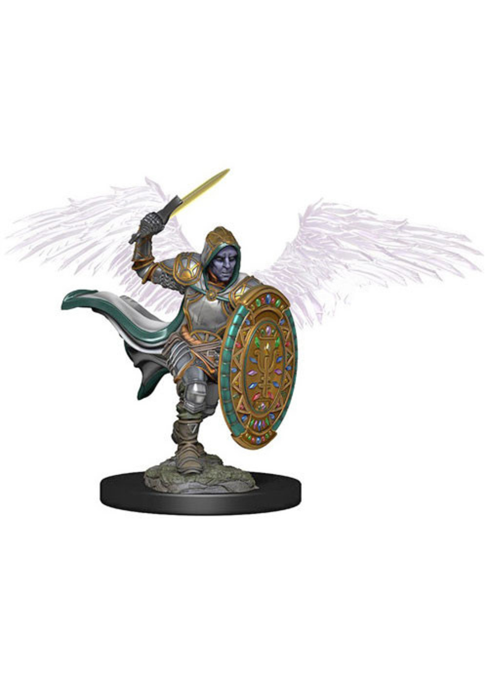 Dungeons & Dragons Icons of the Realms Premium Figures: W2 Aasimar Male Paladin