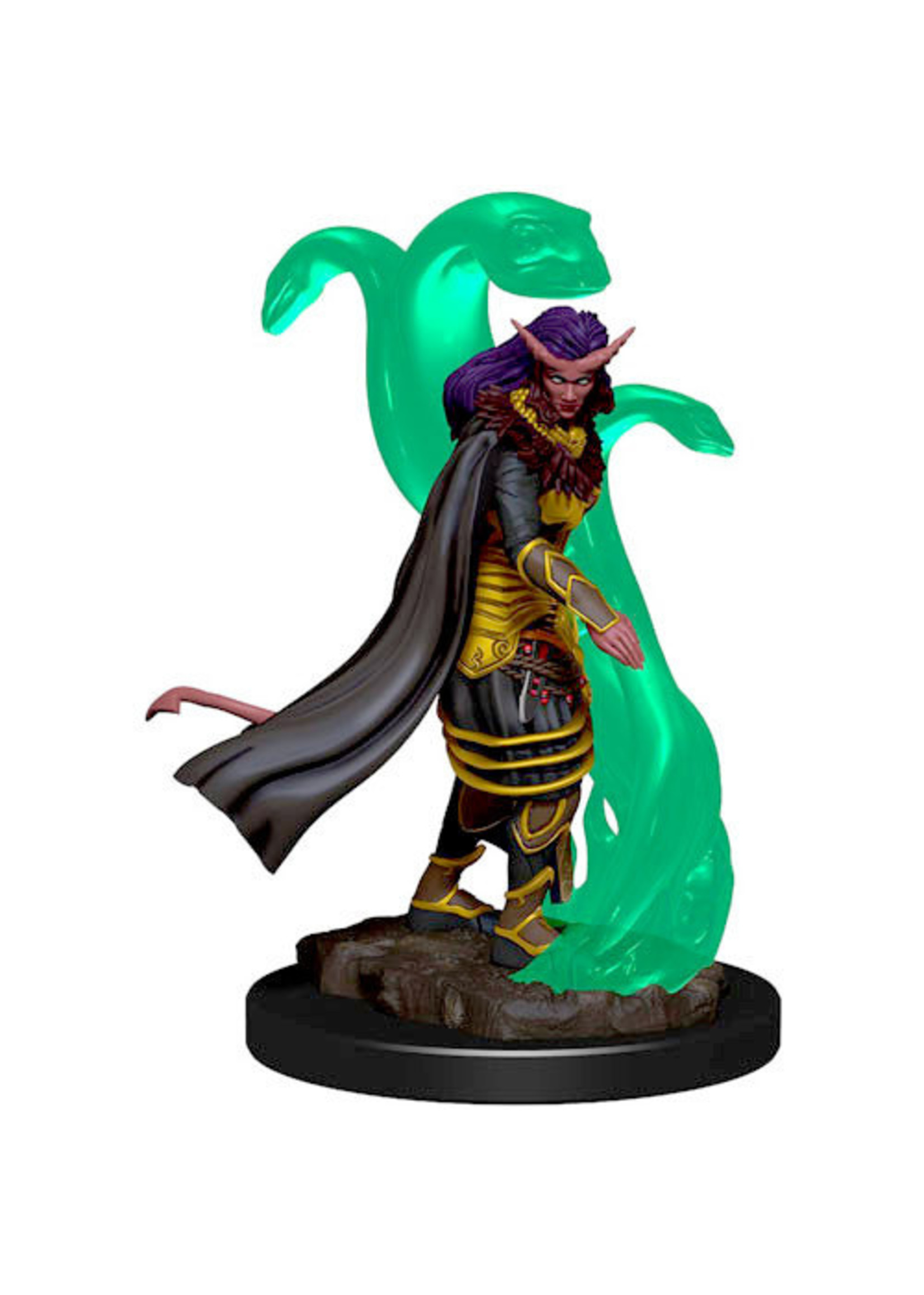 Dungeons & Dragons Icons of the Realms Premium Figures: W1 Tiefling Female Sorcerer