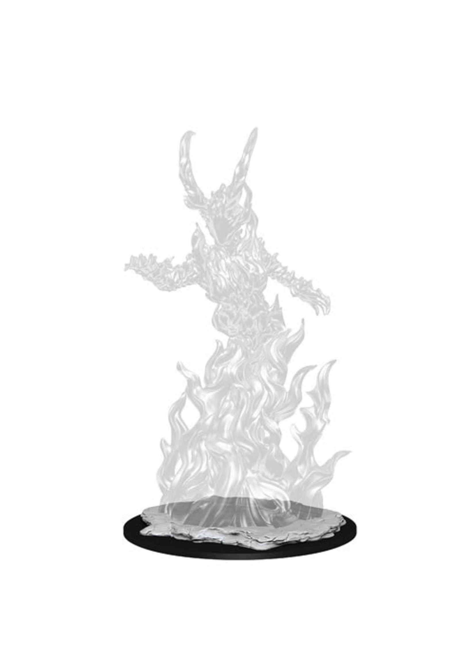 Pathfinder Deep Cuts Unpainted Miniatures: W13 Huge Fire Elemental Lord