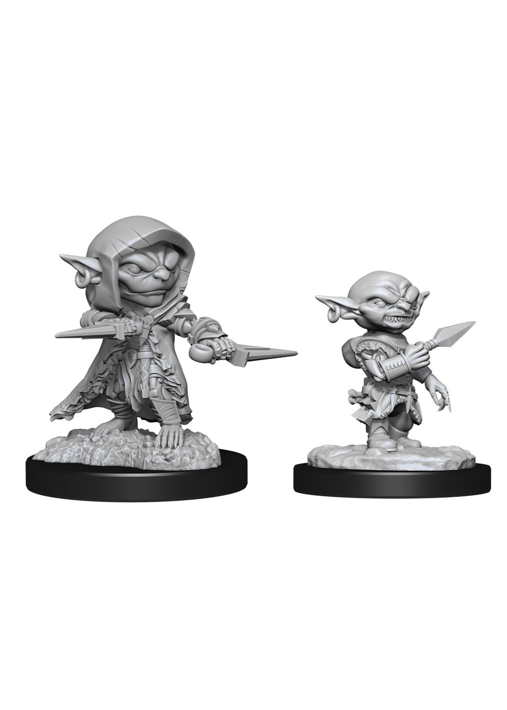 Pathfinder Deep Cuts Unpainted Miniatures: W13 Goblin Rogue Male