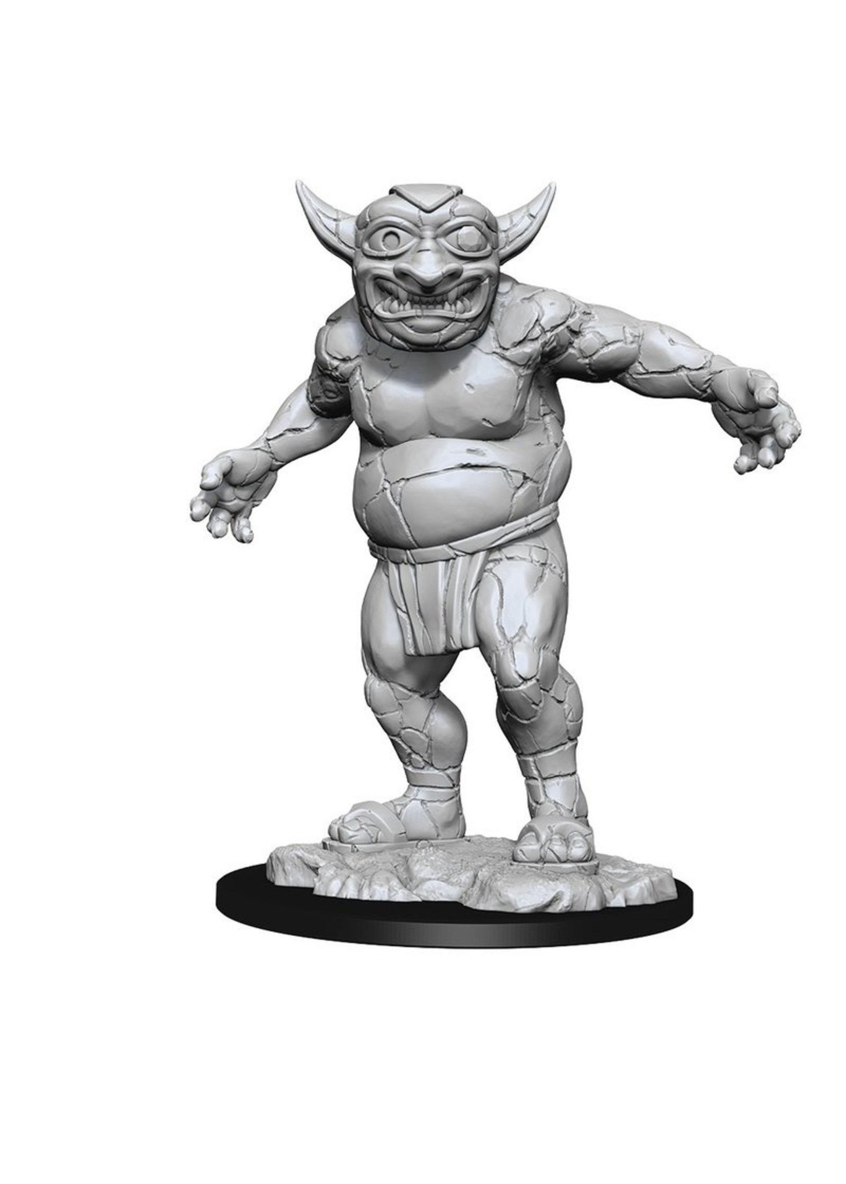 Dungeons & Dragons Nolzur`s Marvelous Unpainted Miniatures: W13 Eidolon Possessed Sacred Statue