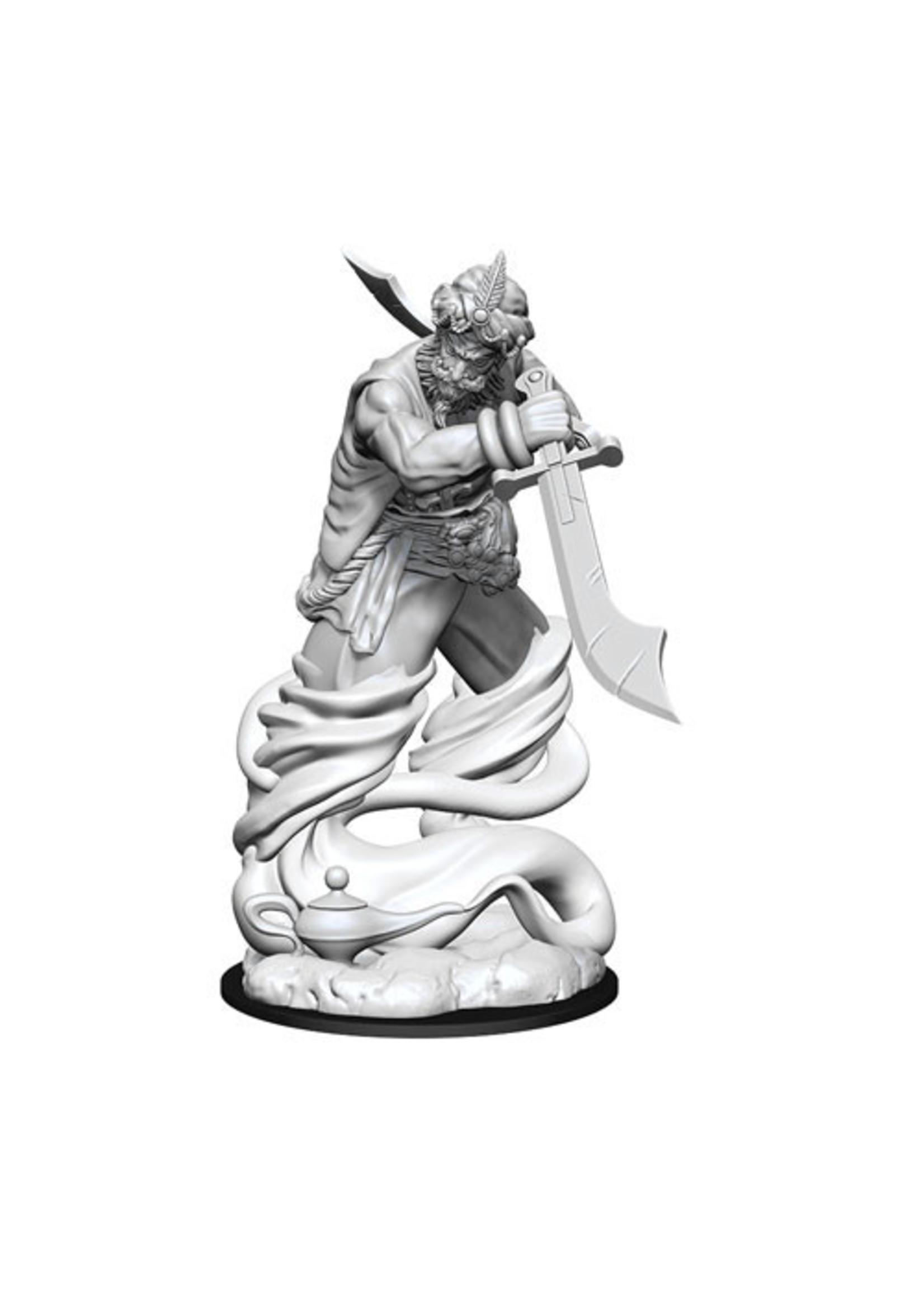 Dungeons & Dragons Nolzur`s Marvelous Unpainted Miniatures: W13 Djinni