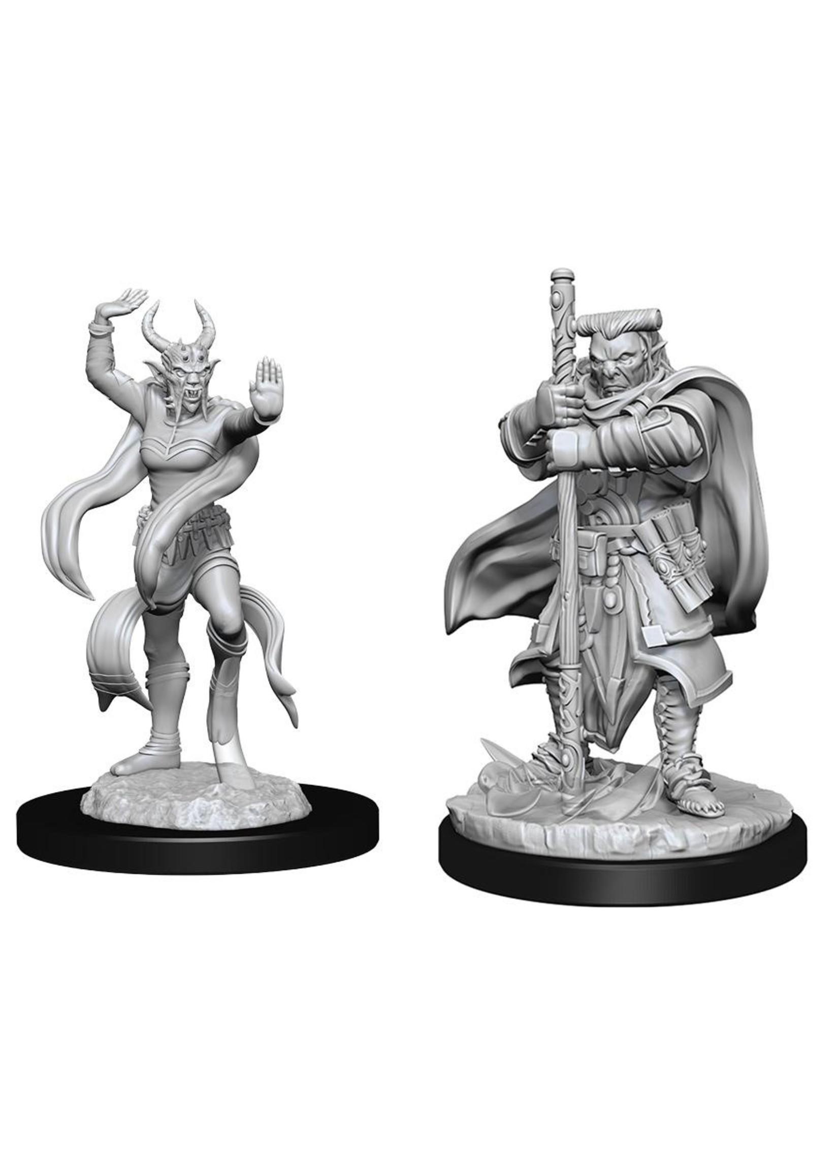 Dungeons & Dragons Nolzur`s Marvelous Unpainted Miniatures: W13 Hobgoblin Devastator & Hobgoblin Iron Shadow