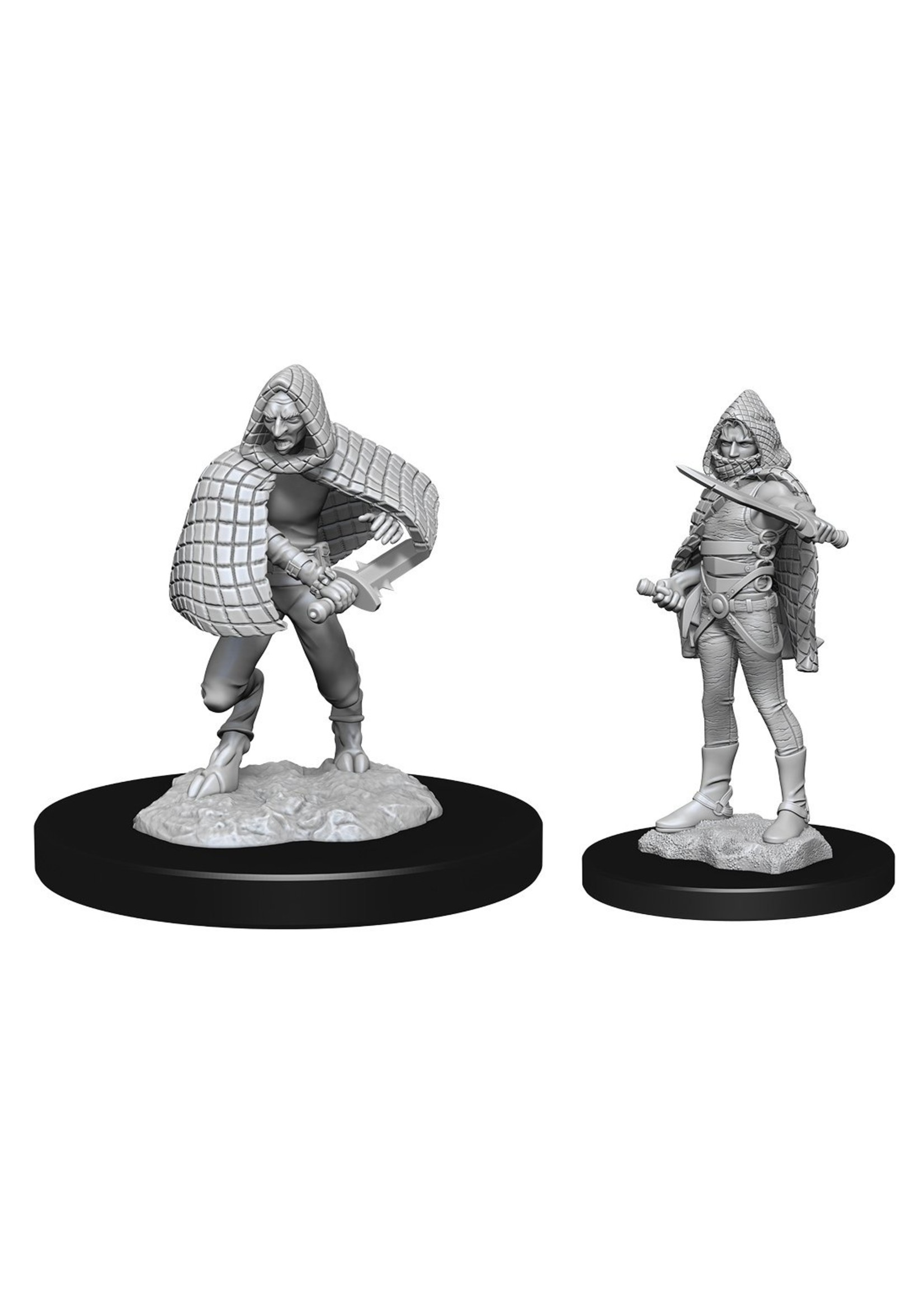 Dungeons & Dragons Nolzur`s Marvelous Unpainted Miniatures: W13 Darkling Elder & Darklings