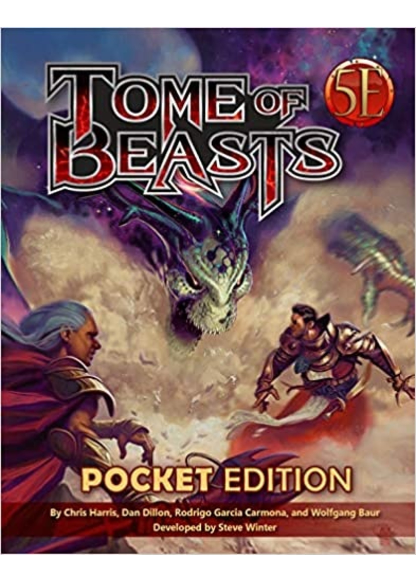 Dungeons and Dragons RPG: Tome of Beasts (Pocket Edition)