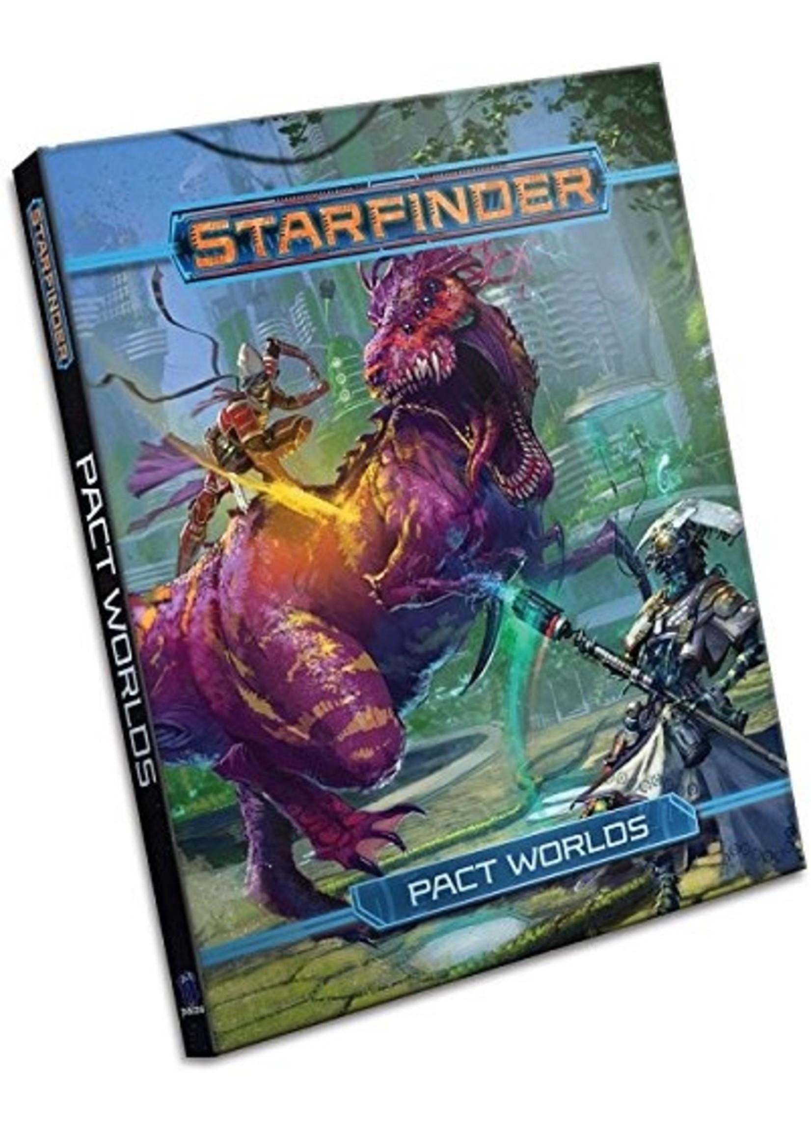 Starfinder RPG: Pact Worlds Hardcover