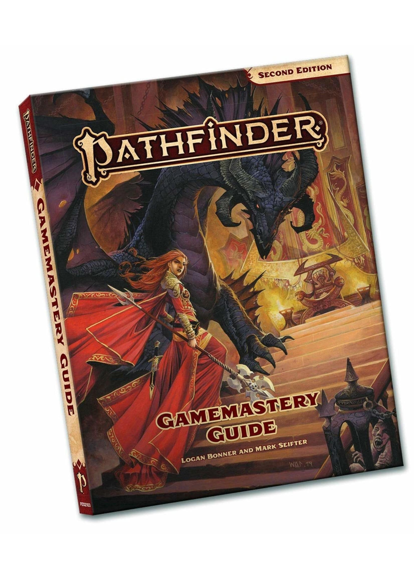 Pathfinder RPG: Gamemastery Guide (Pocket Edition) (P2)