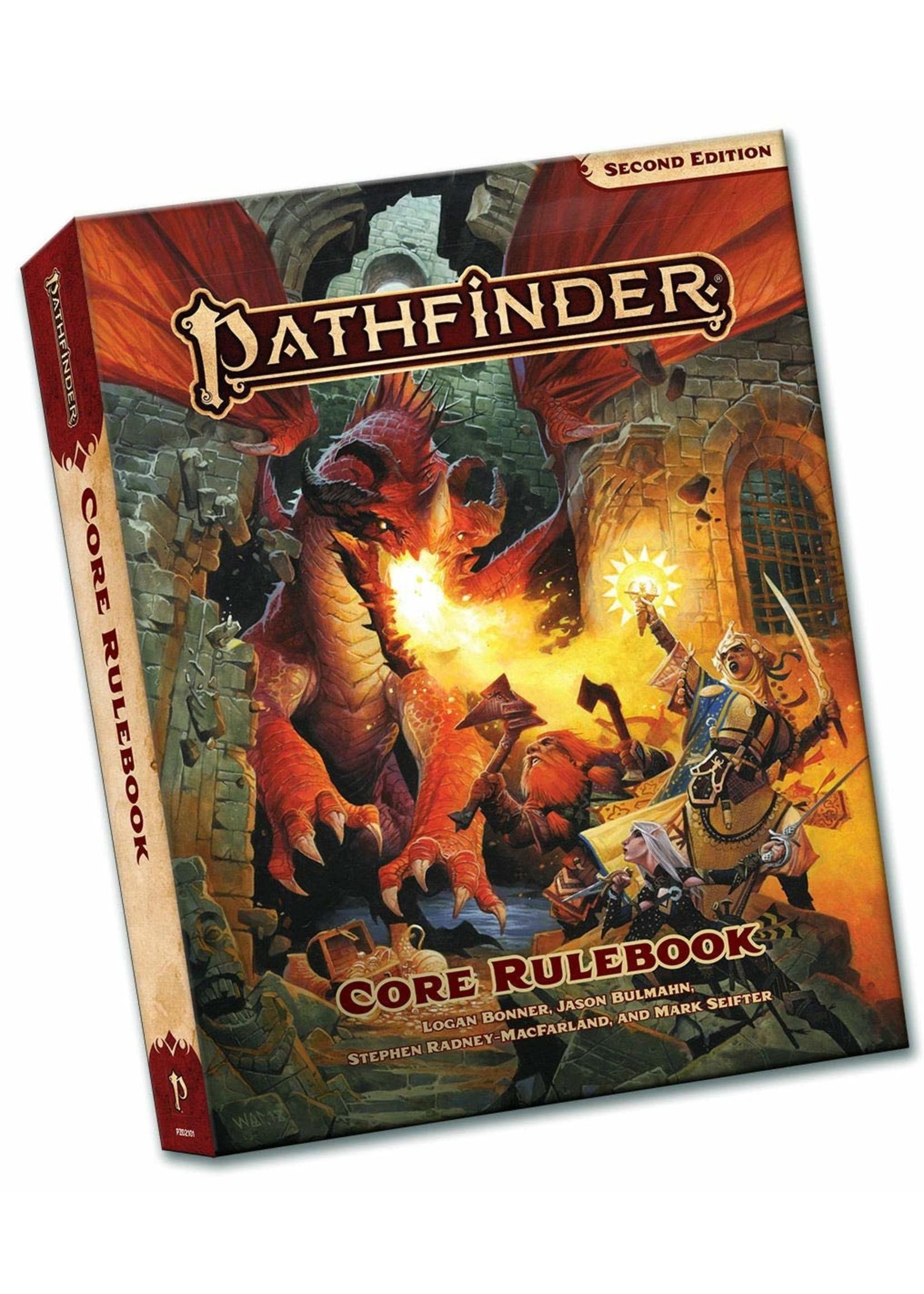 Pathfinder RPG: Core Rulebook (Pocket Edition) (P2)