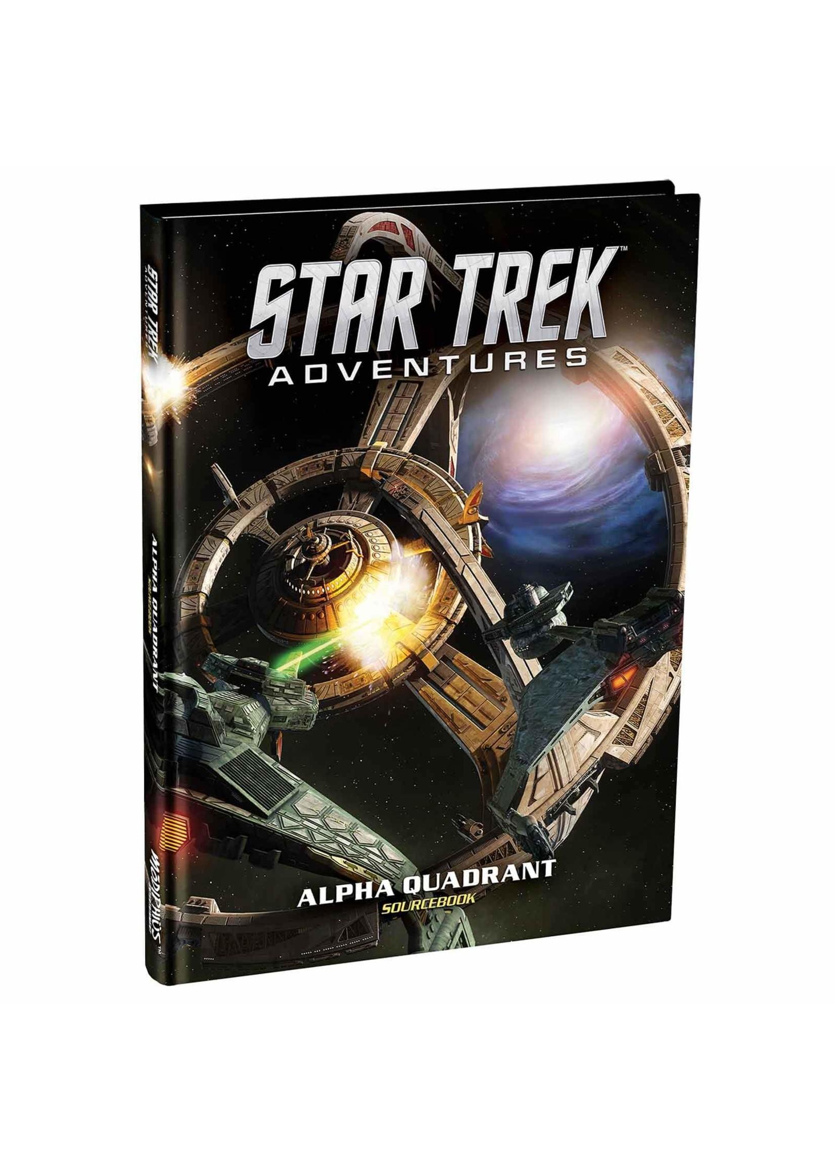 Star Trek Adventures RPG: Alpha Quadrant