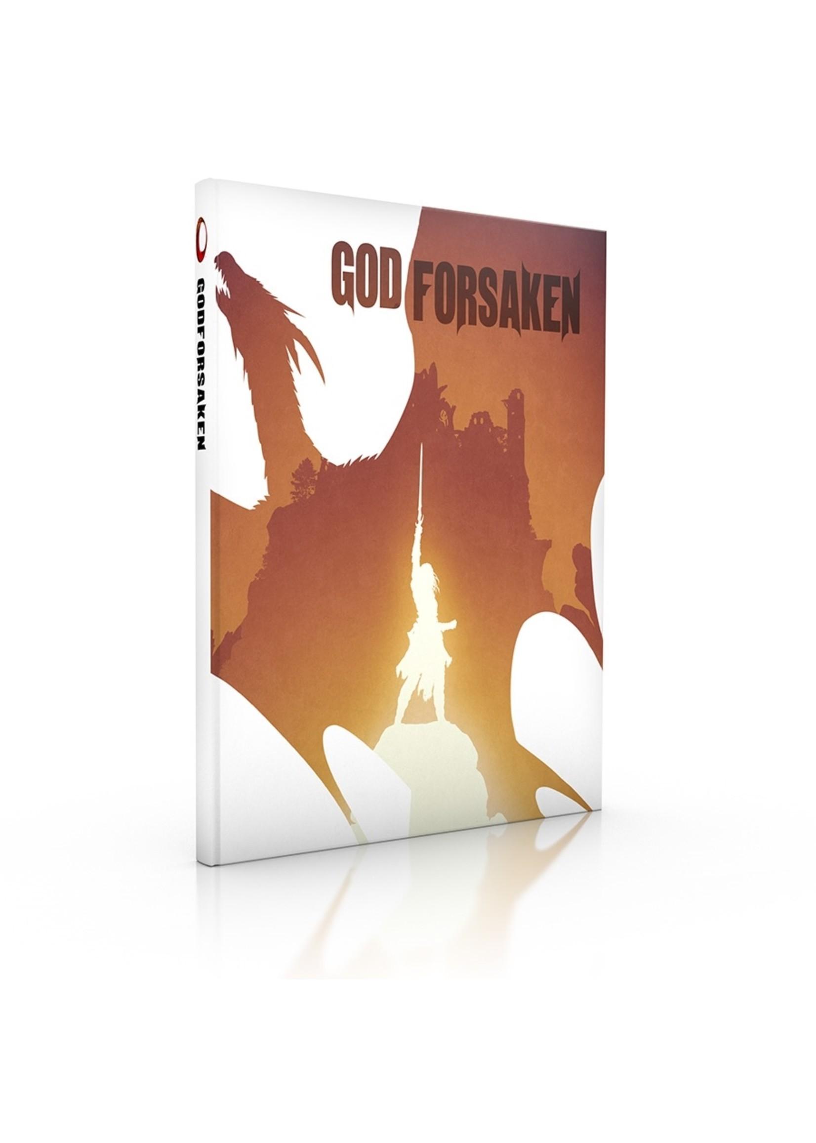 Cypher System RPG 2nd Edition: Godforsaken