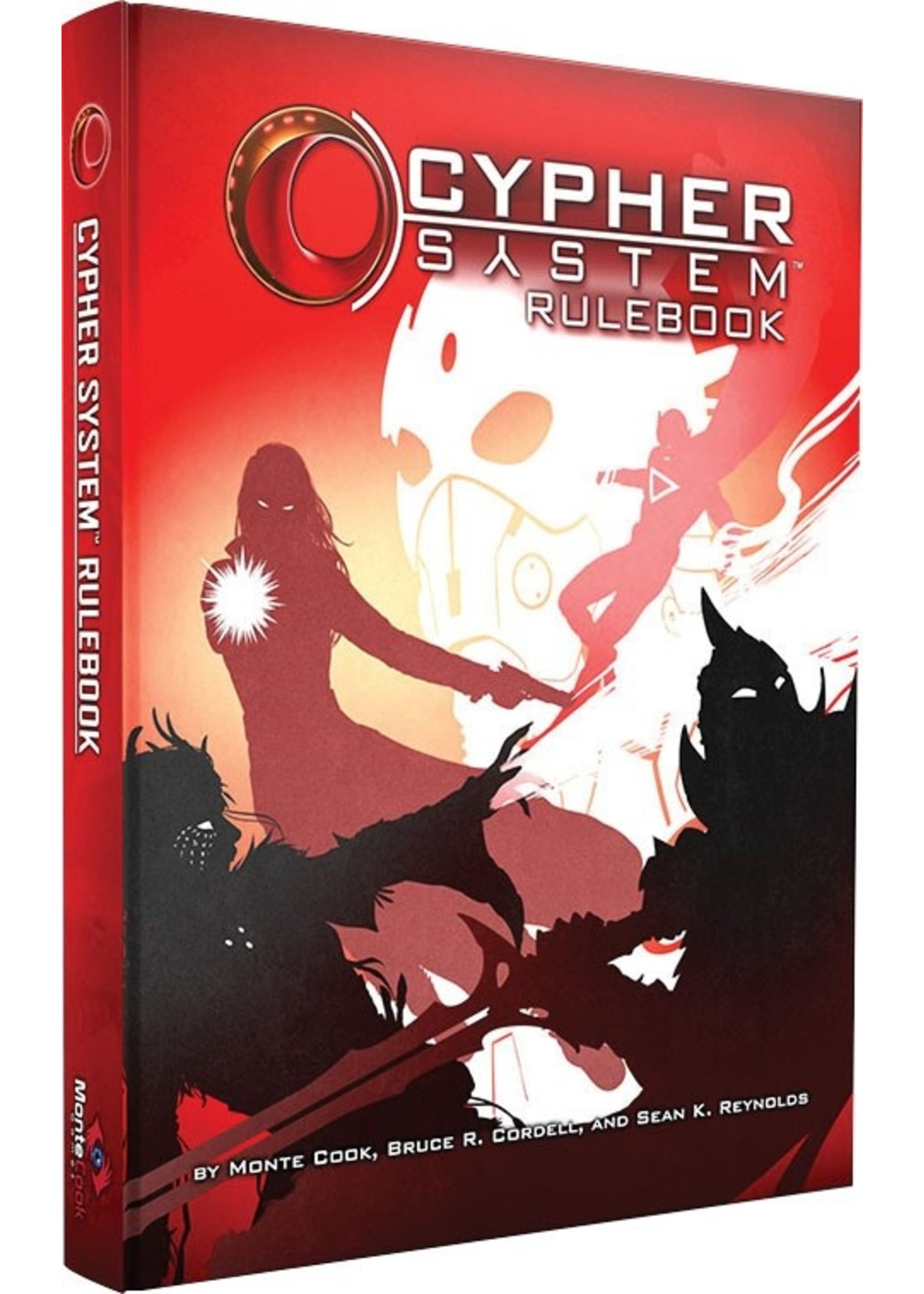Cypher System RPG 2nd Edition: Rulebook