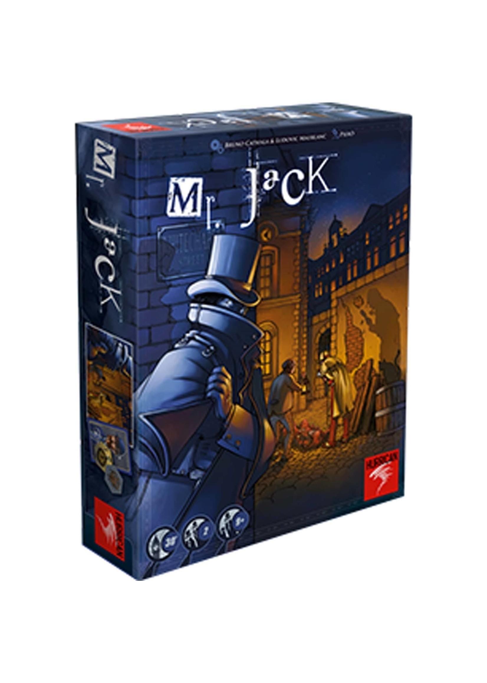 Mr. Jack (Revised Edition)