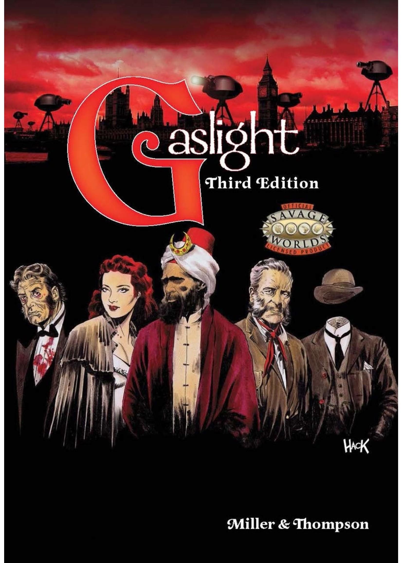 Gaslight Victorian Fantasy (Savage Worlds)