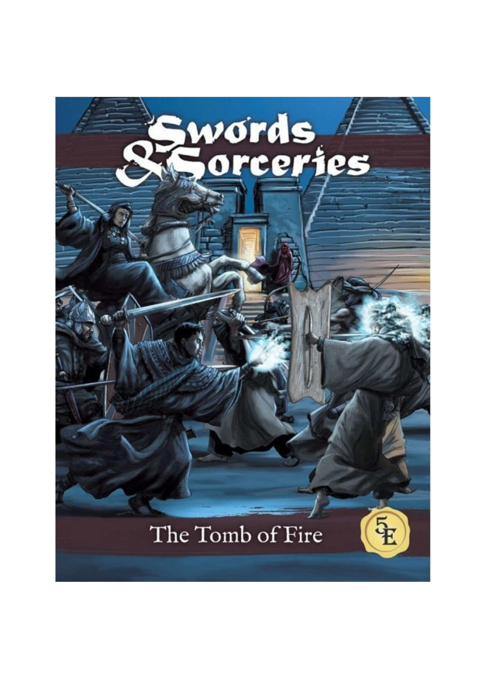 The Tomb of Fire (5E)