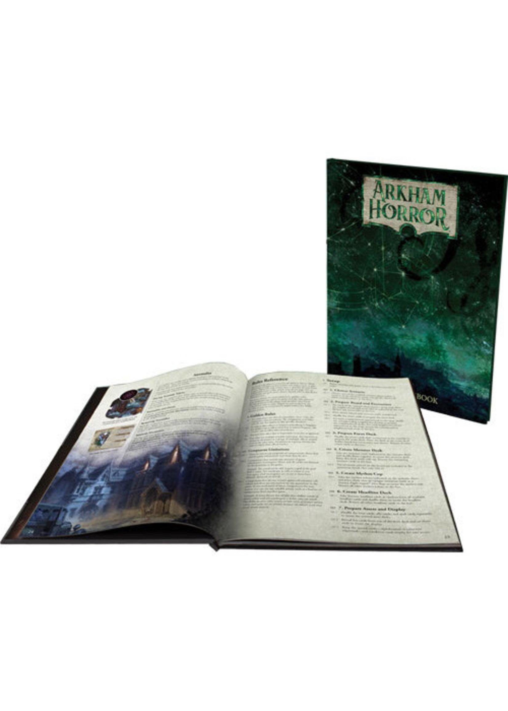 Arkham Horror: Deluxe Rulebook