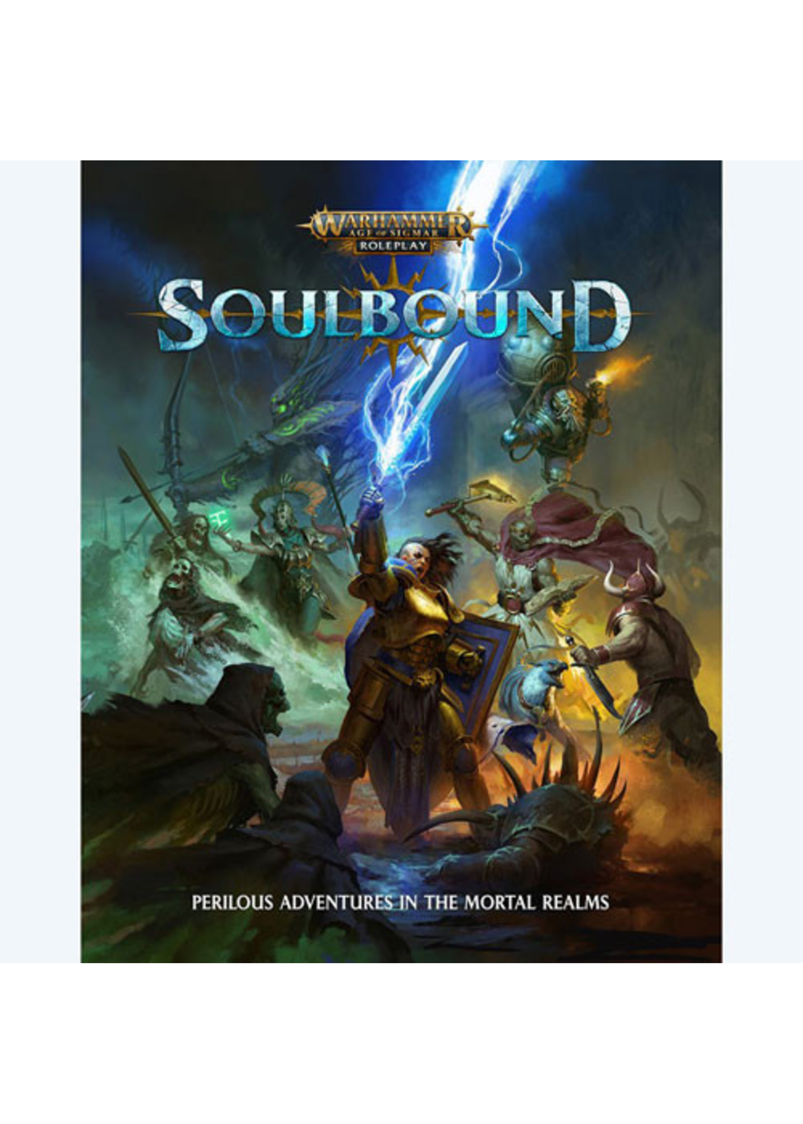 Warhammer Age of Sigmar Soulbound RPG: Core Rulebook