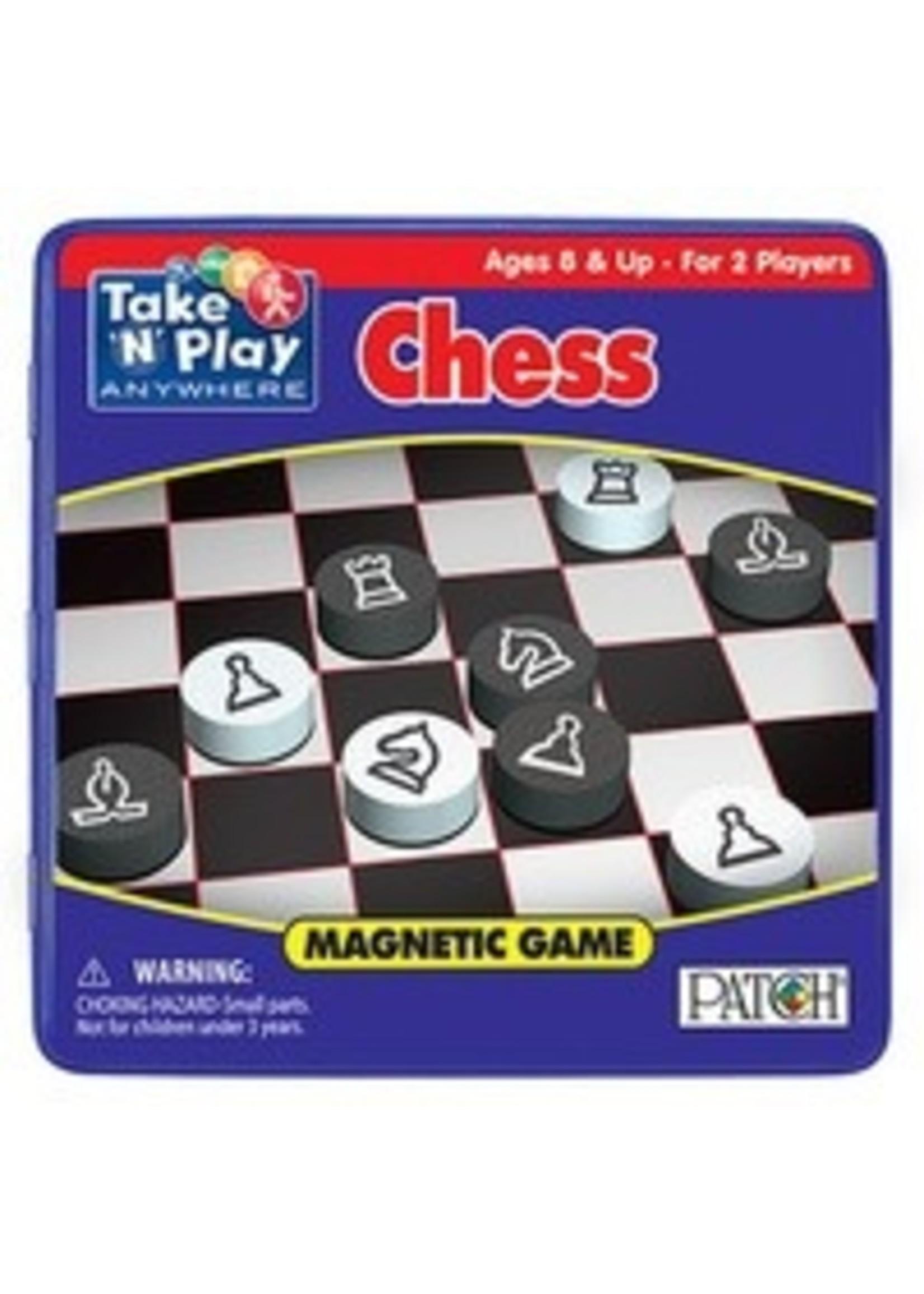 Take N Play Anywhere: Chess