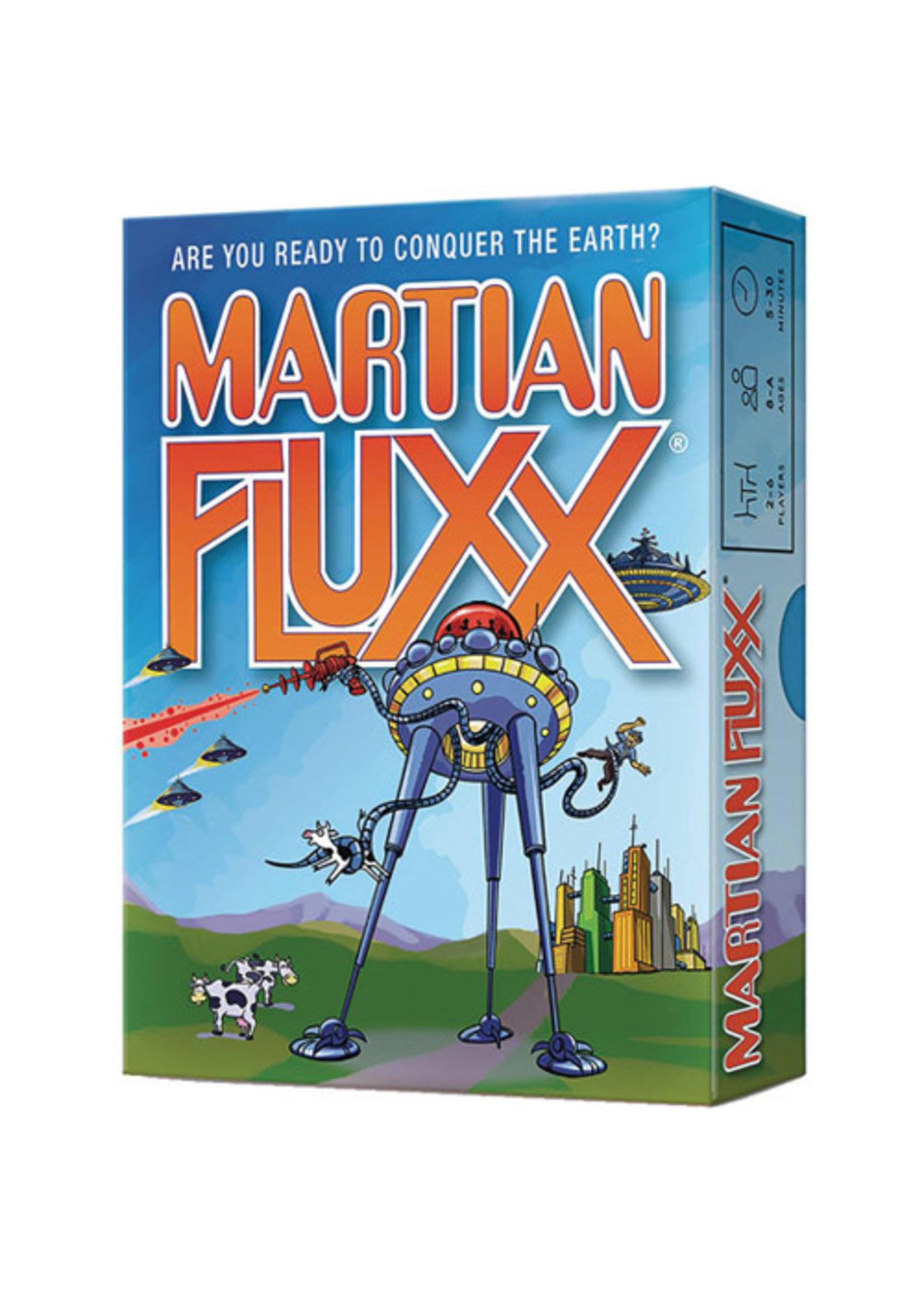 Fluxx: Martian