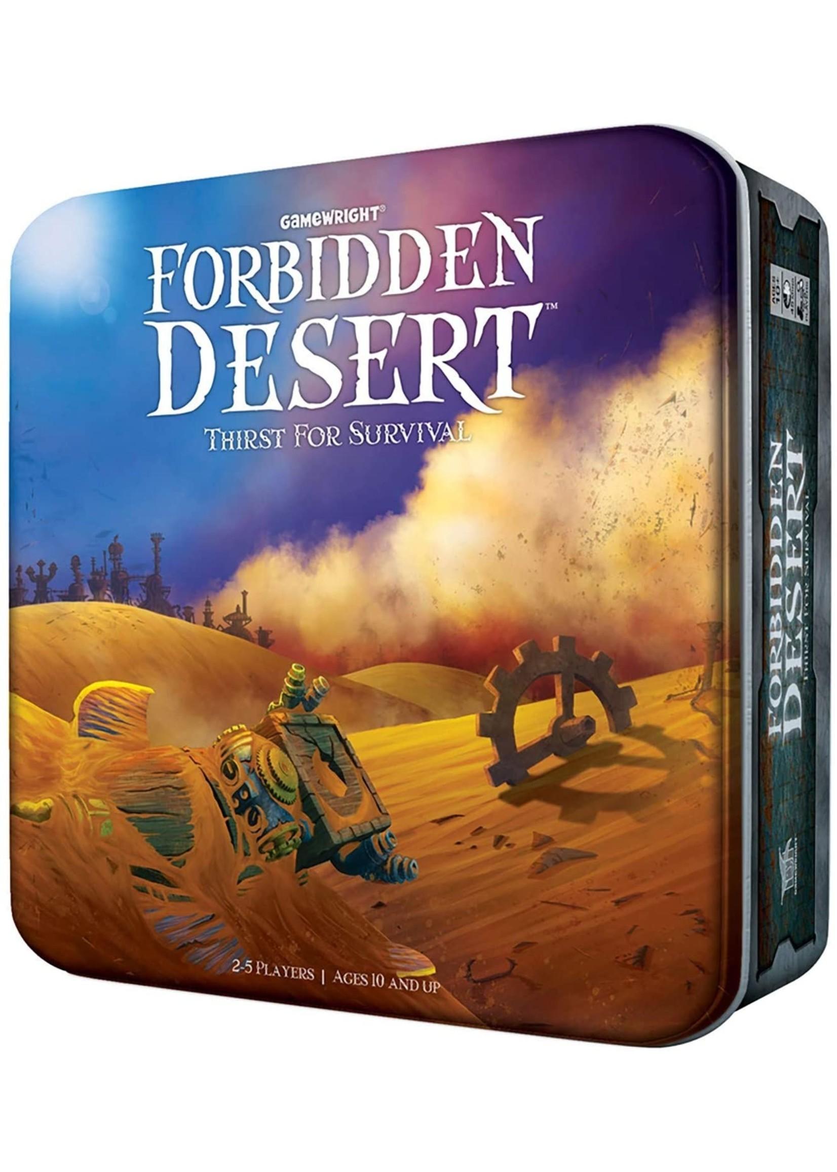 Forbidden Desert: Thirst for Survival