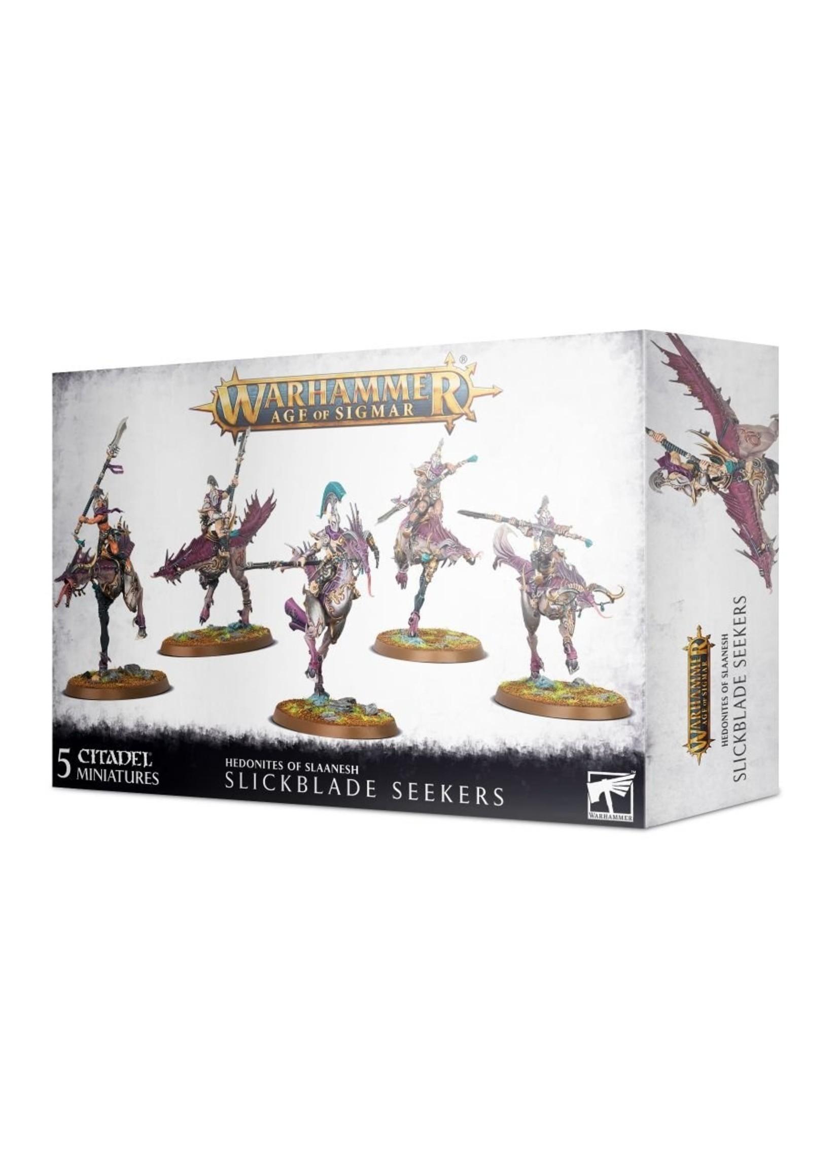 Warhammer Age of Sigmar: Hedonites - Slickblade Seekers