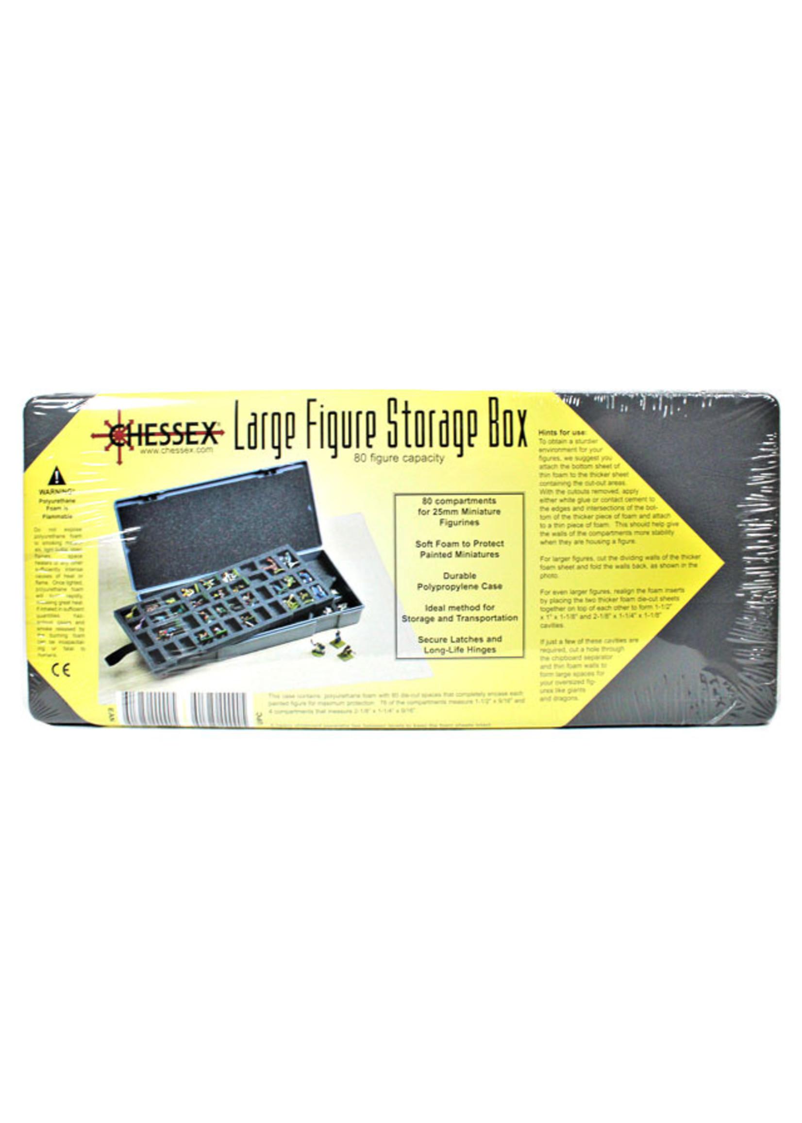 FigureStorage Box LG 80ct