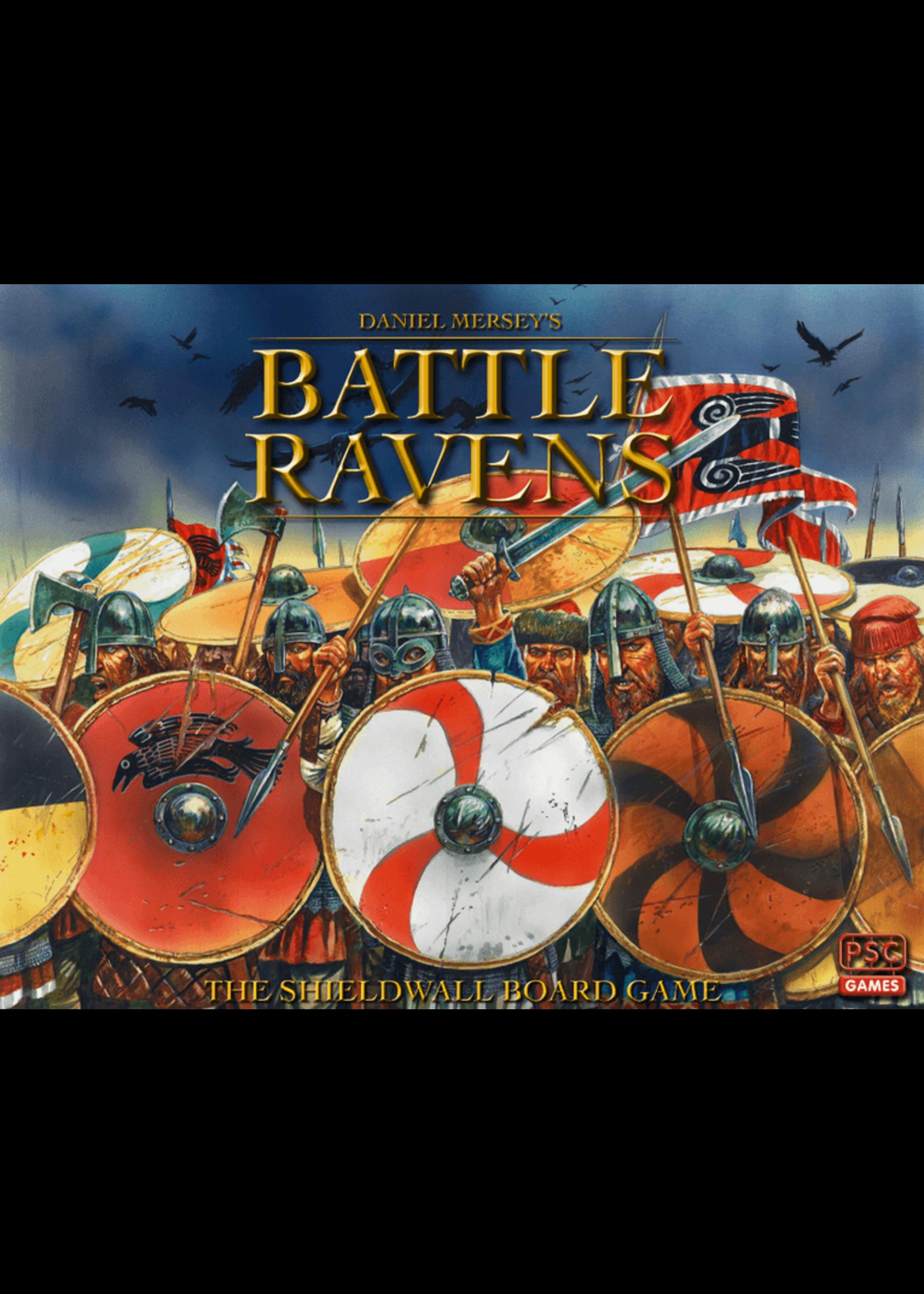 Battle Ravens The Shieldwall Boardgame