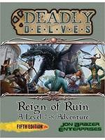 Deadly Delves: Reign of Ruin (5E)