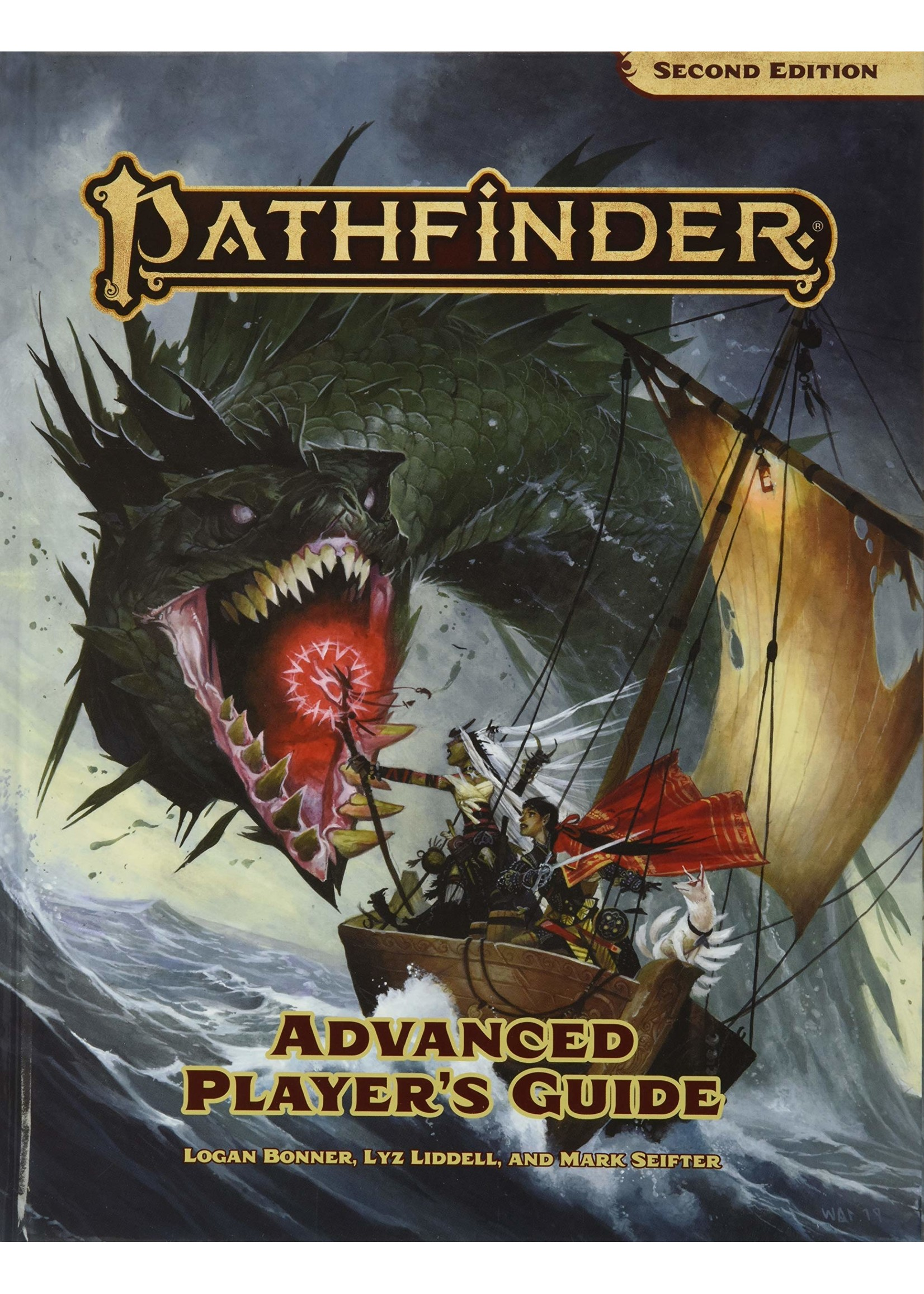 Pathfinder RPG: Advanced Player's Guide Hardcover (P2)