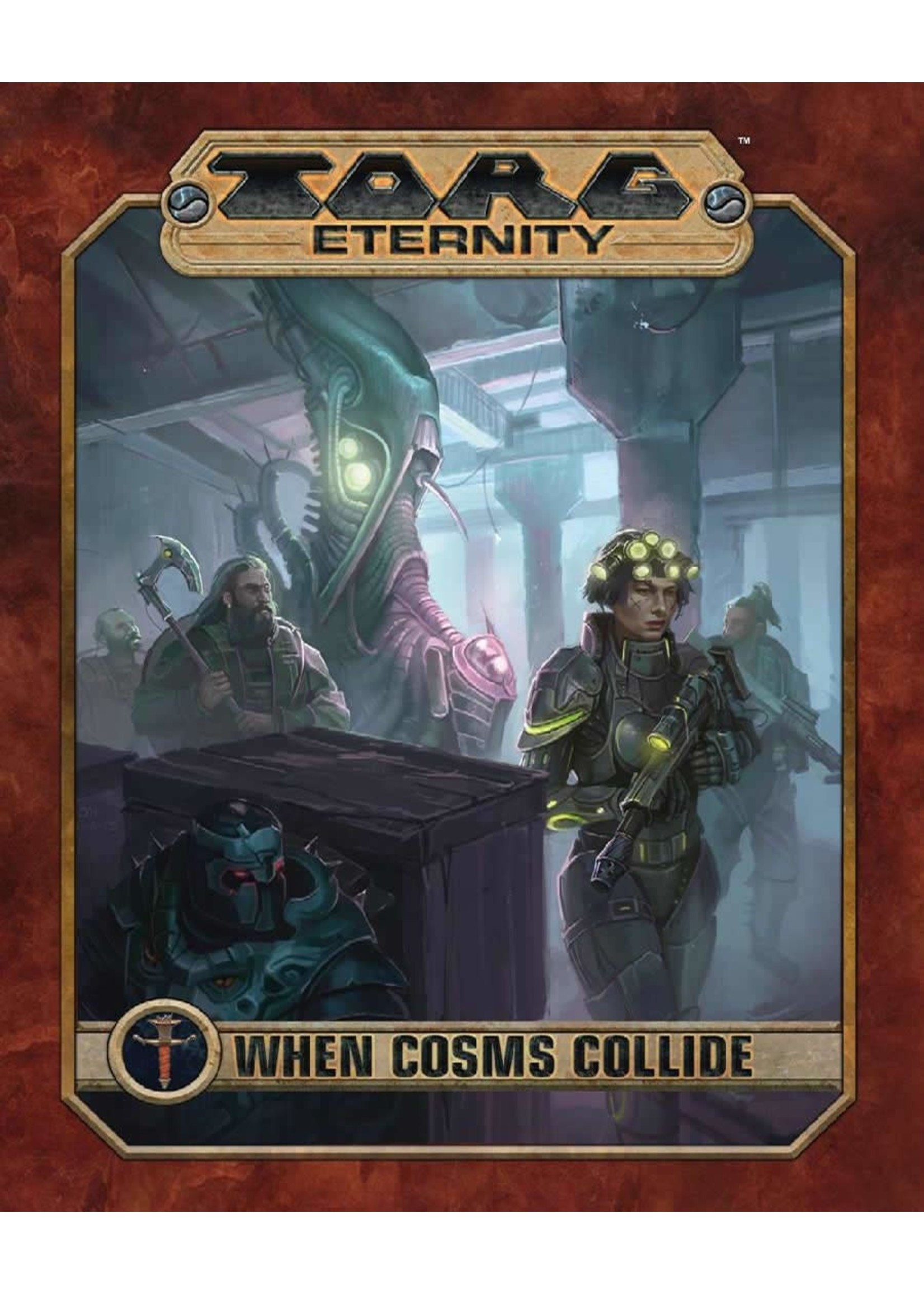Torg: When Cosms Collide