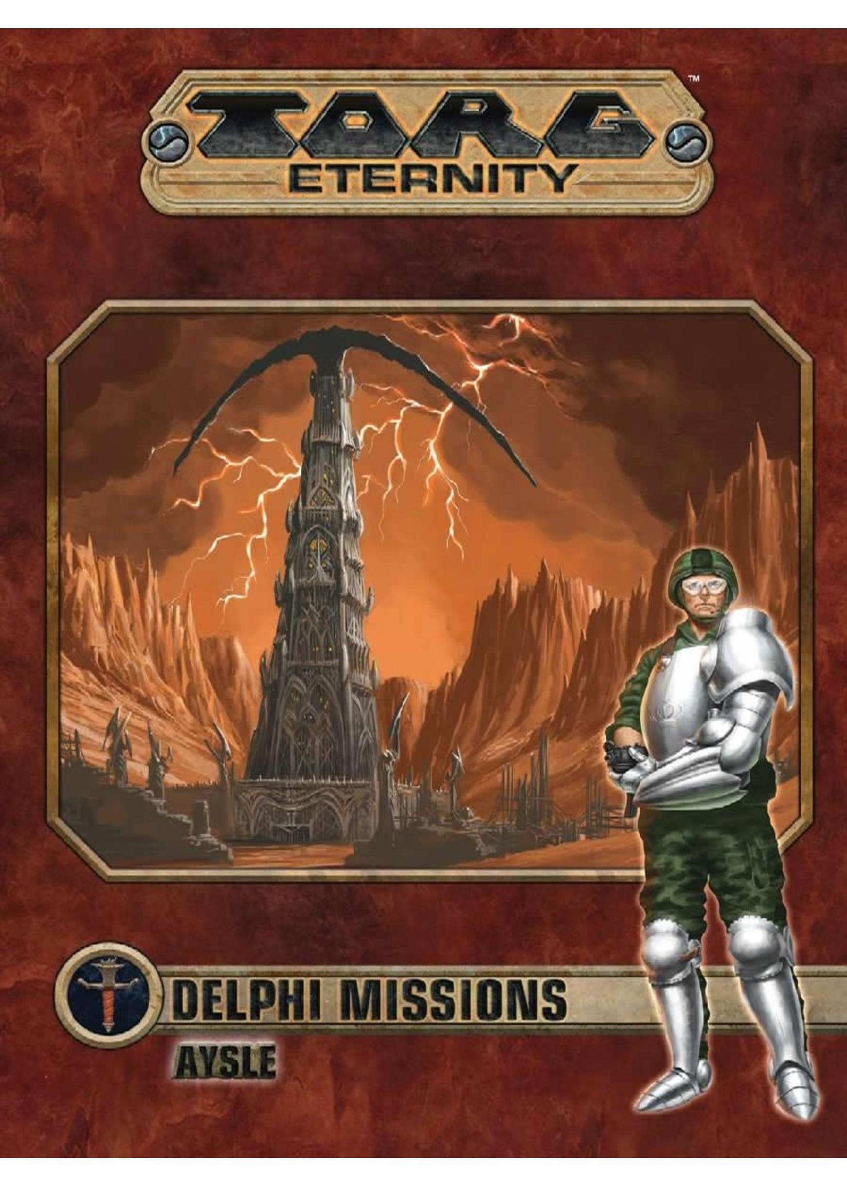 Torg: Aysle - Delphi Missions