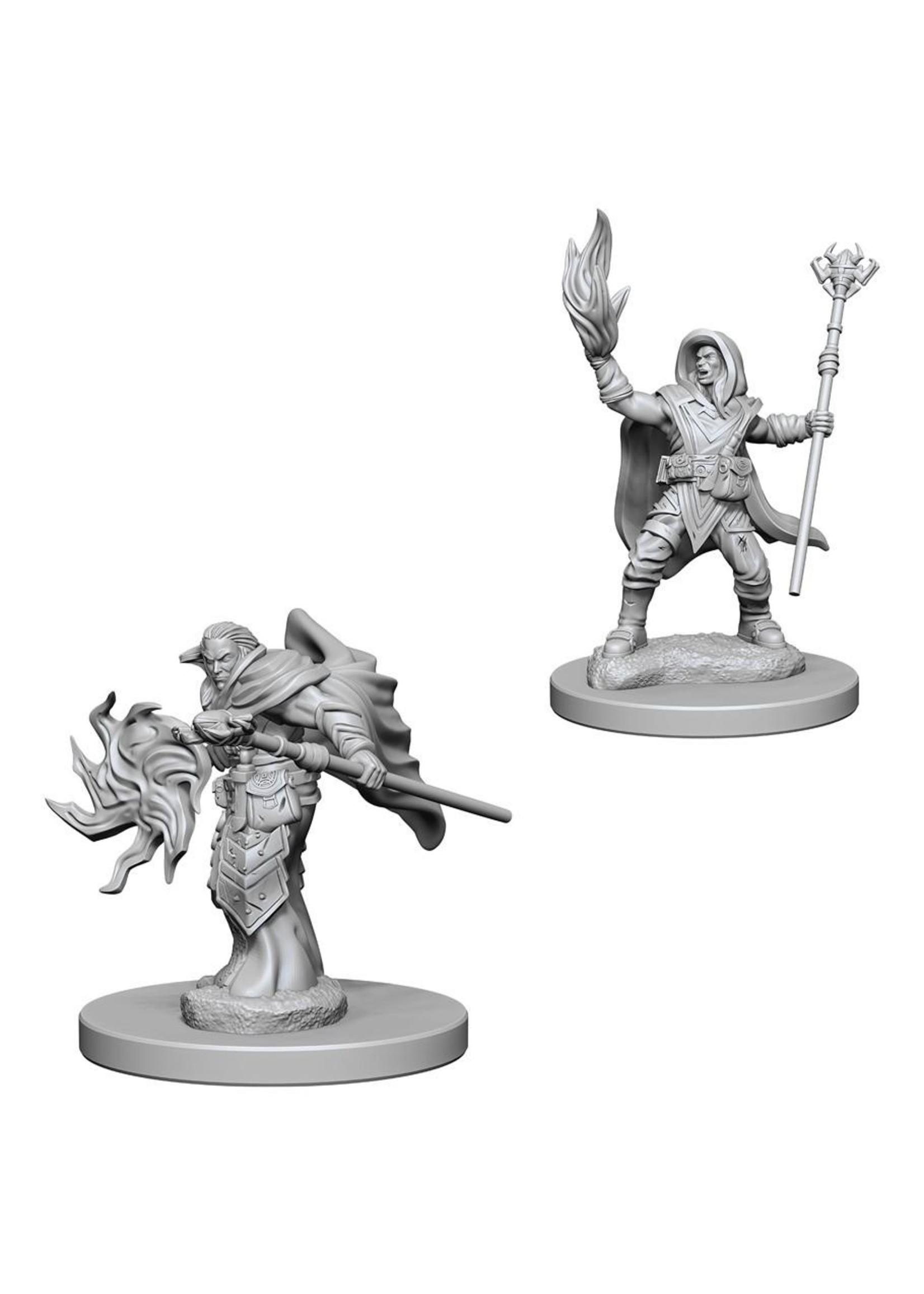 Dungeons & Dragons Nolzur`s Marvelous Unpainted Miniatures: W2 Elf Male Wizard