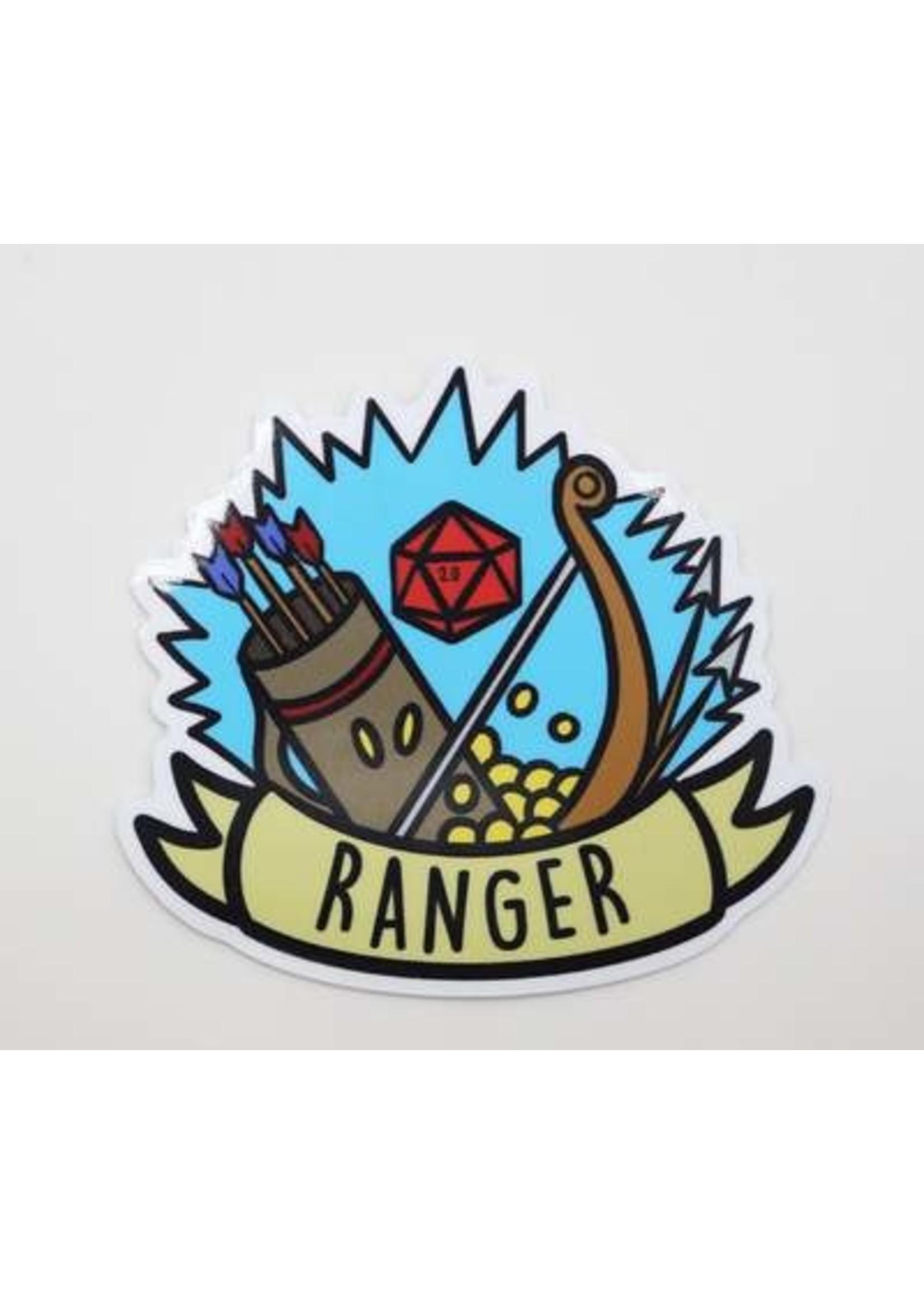 Banner Class Sticker: Ranger