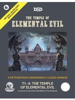 Original Adventures Reincarnated #6: The Temple of Elemental Evil (Pre-Order)