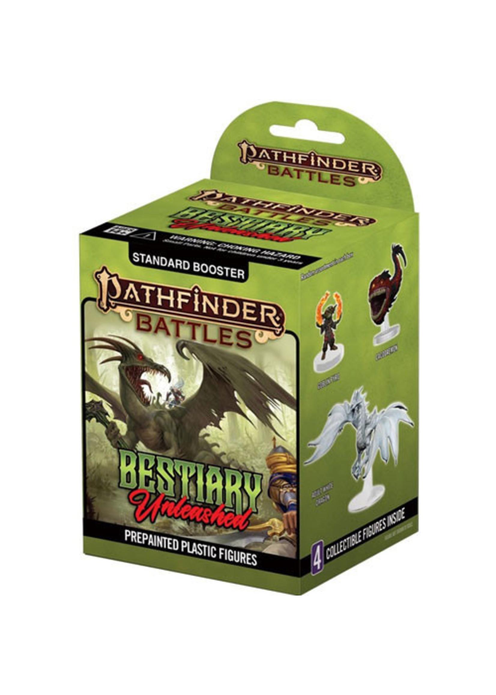 Pathfinder Battles: Set 20 Bestiary Unleashed Booster (Pre-Order)