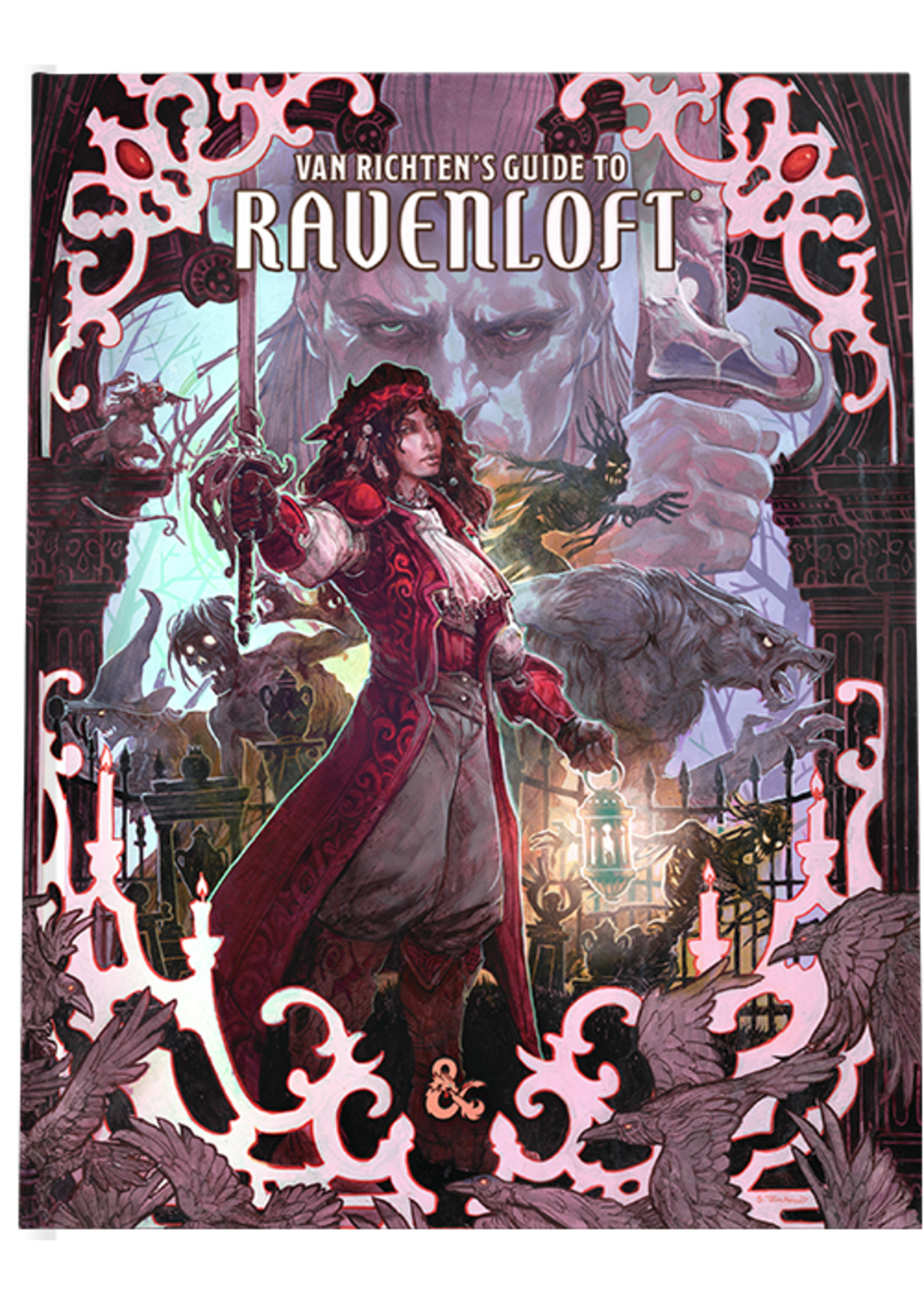 Dungeons & Dragons RPG: Van Richten's Guide to Ravenloft - Alt Cover (Pre-Order)